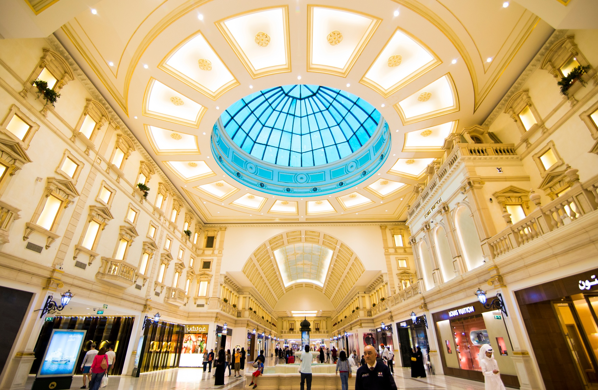 Villagio Mall  by Stefan Vasilev