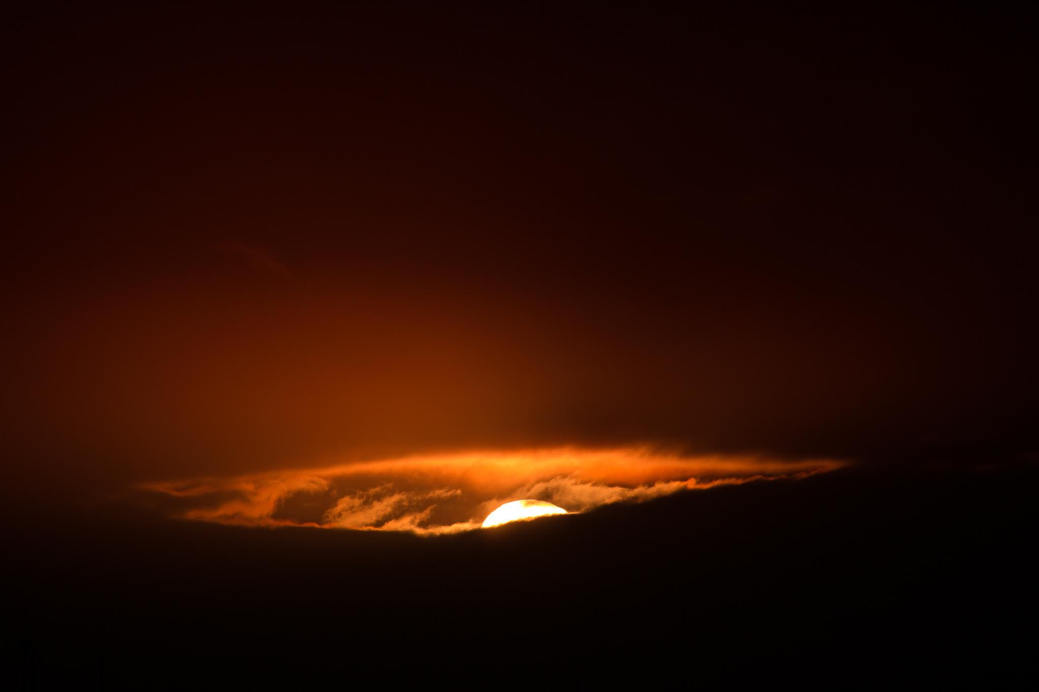 The Eye of the Sun by Daniel Boavida