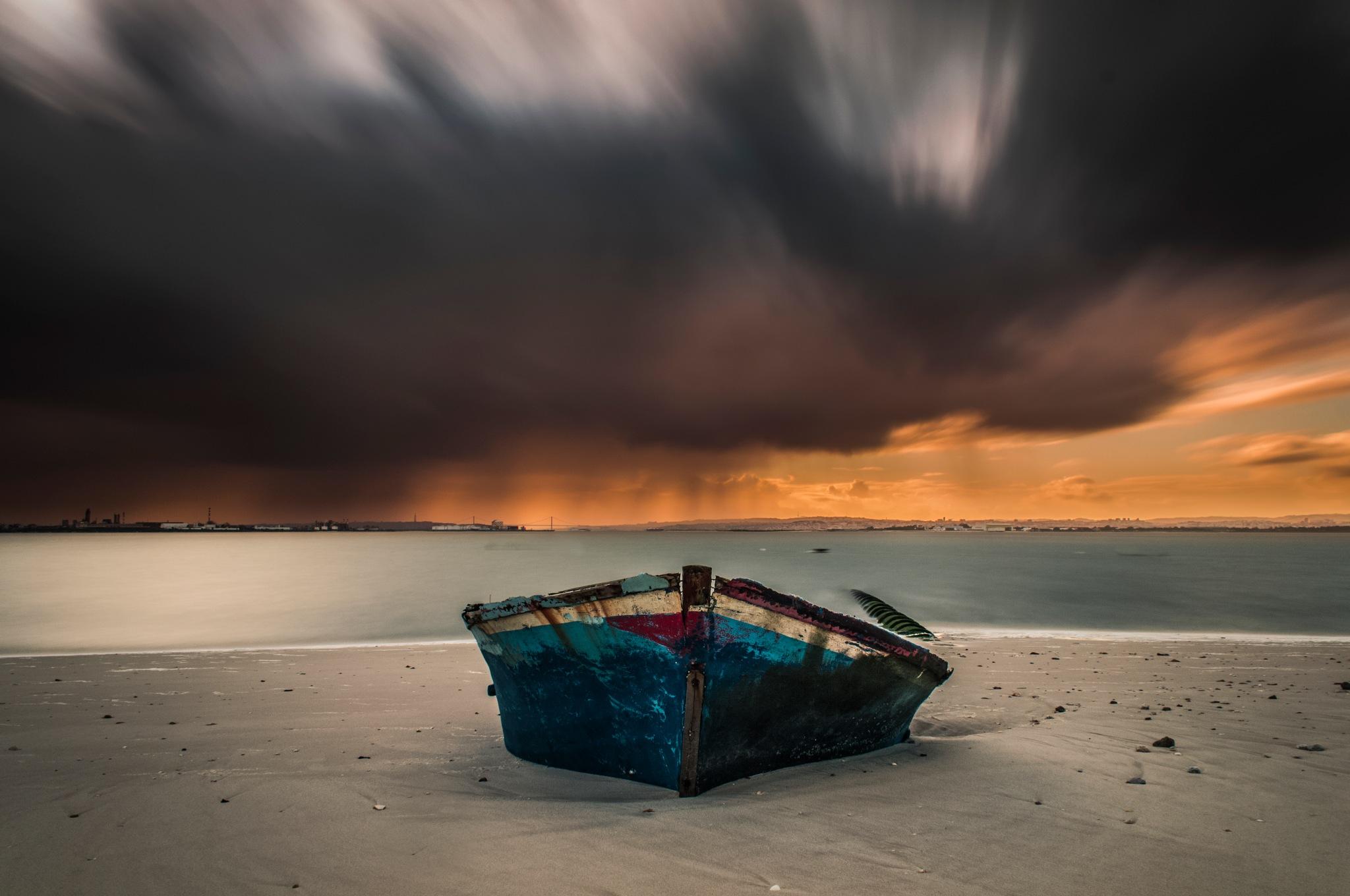 Abandoned by Daniel Boavida