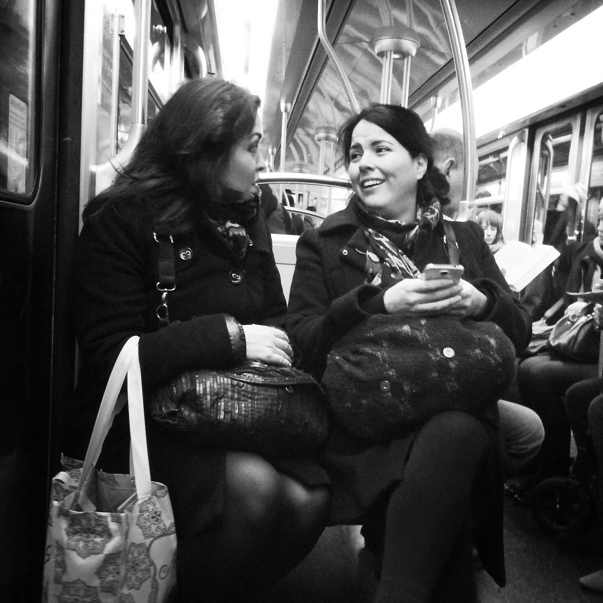 Metro Gossip by parisfind