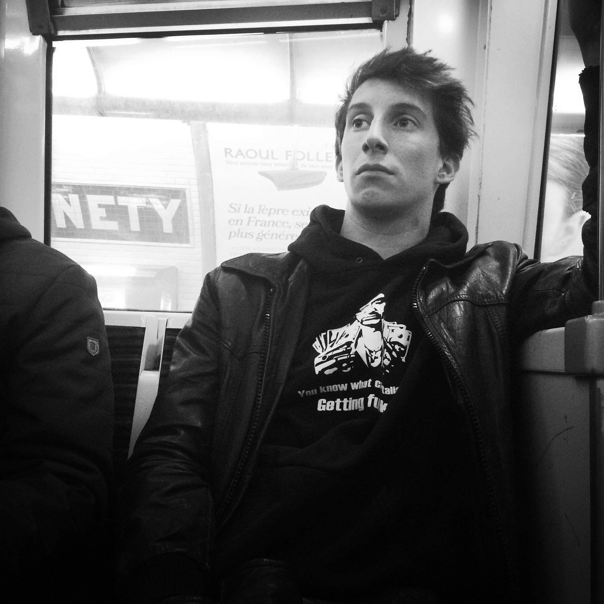 Metro Pernety by parisfind