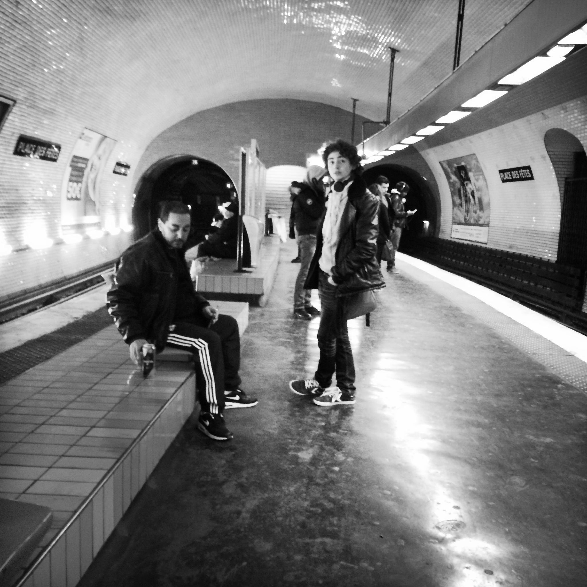 Metro refreshments by parisfind