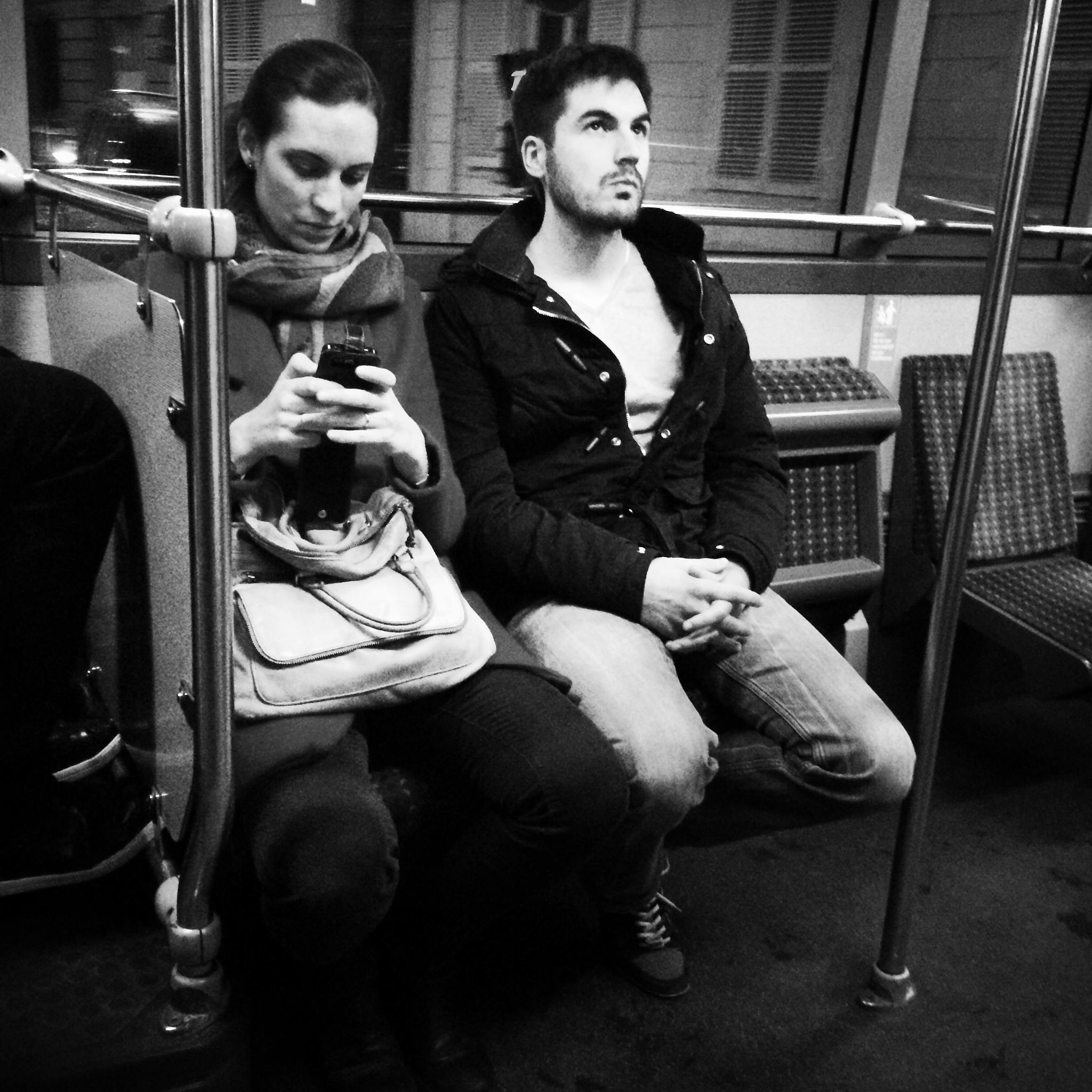 bus portraits by parisfind