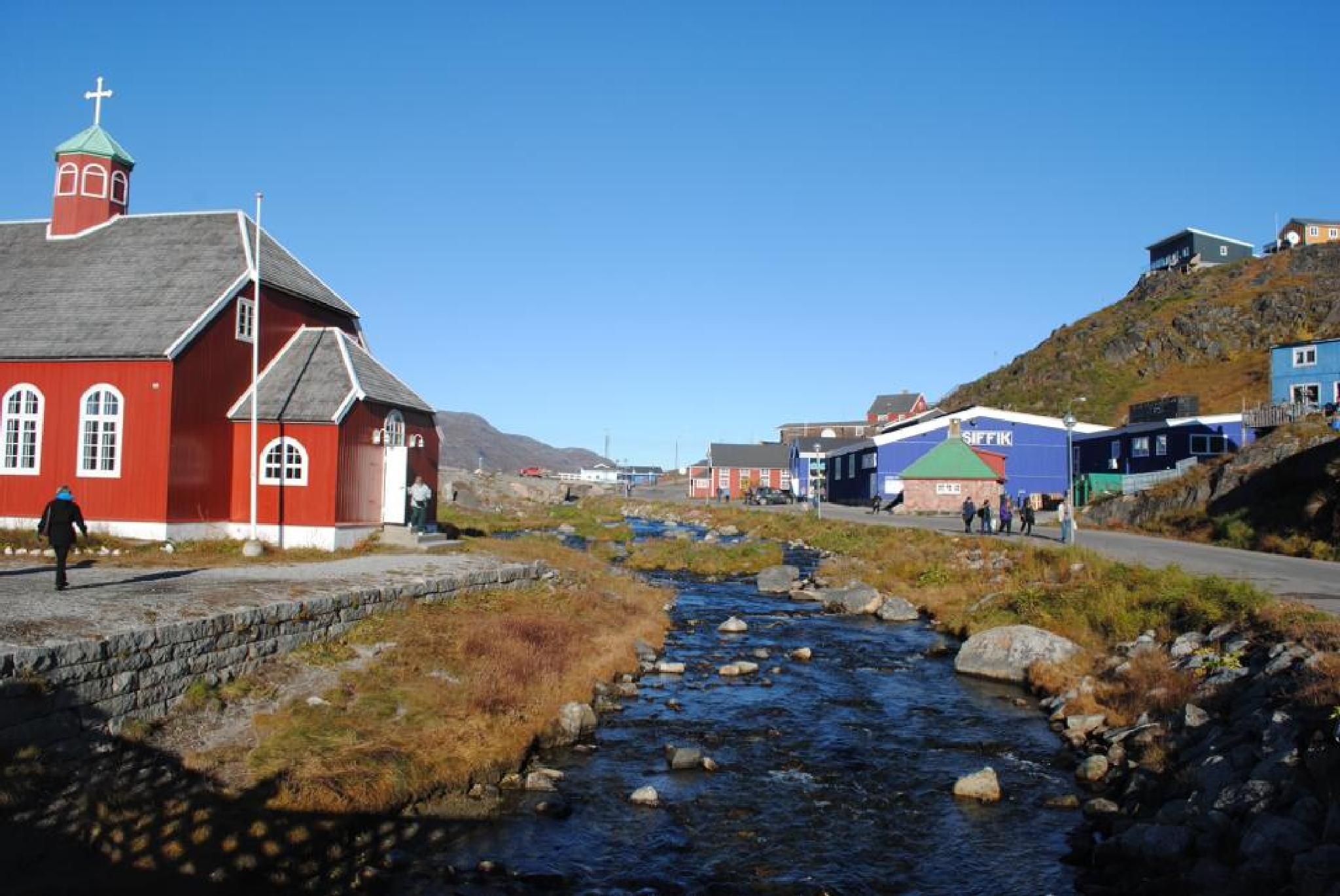 Qaqortoq - Greenland by claudia.blancett