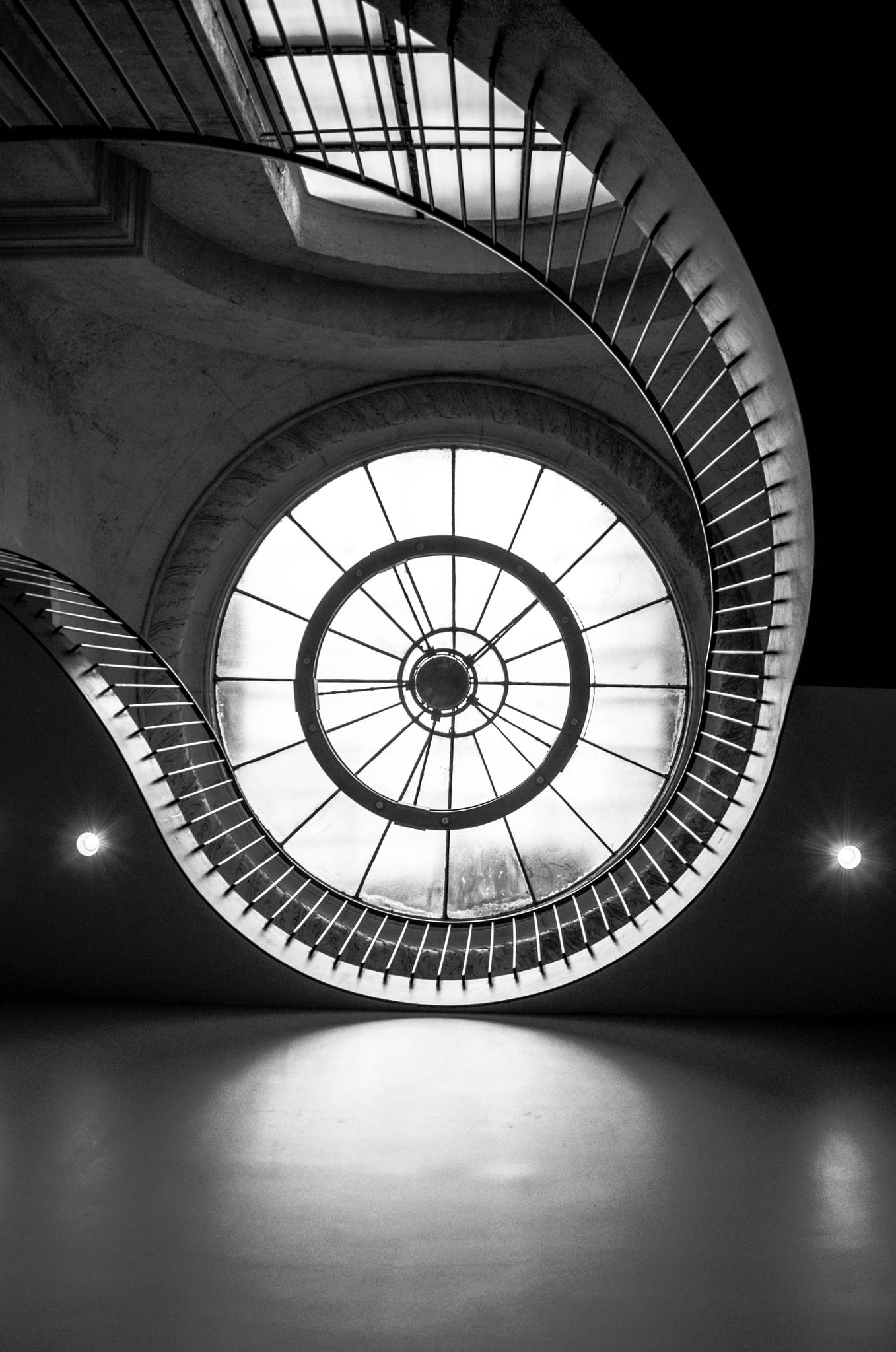 Stairway to heaven by Manuel Atréide