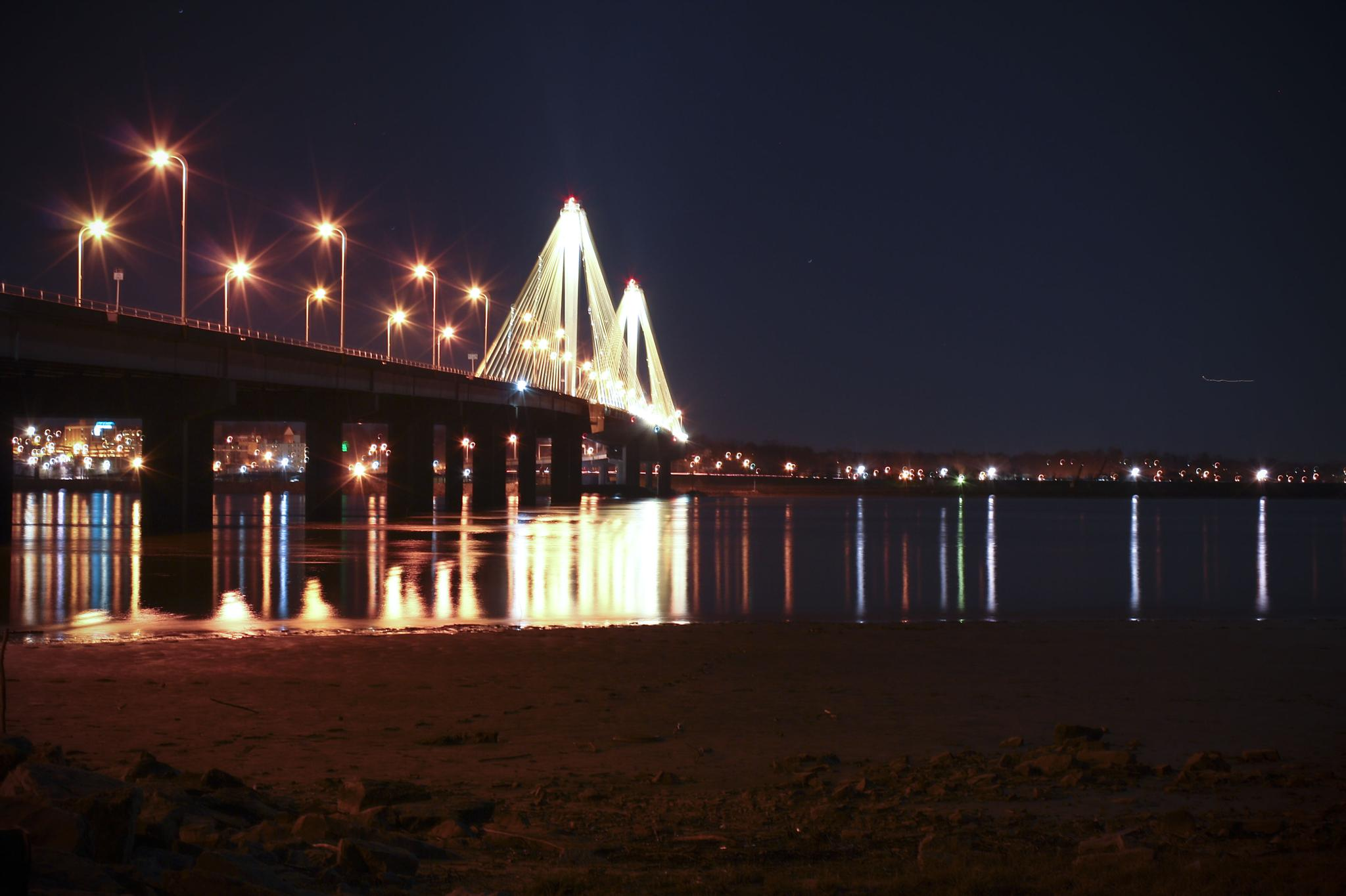 Clark Bridge by bowler58