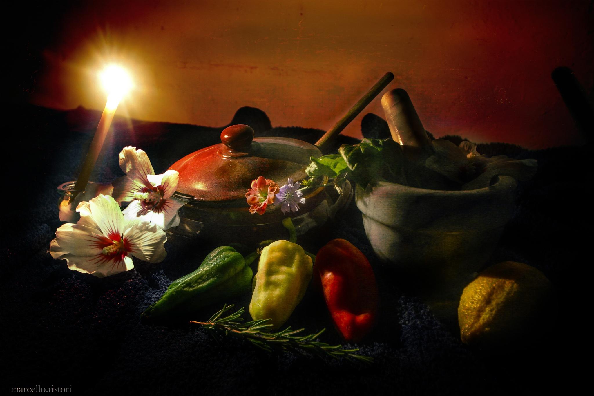 A lume di candela by marcello.ristori