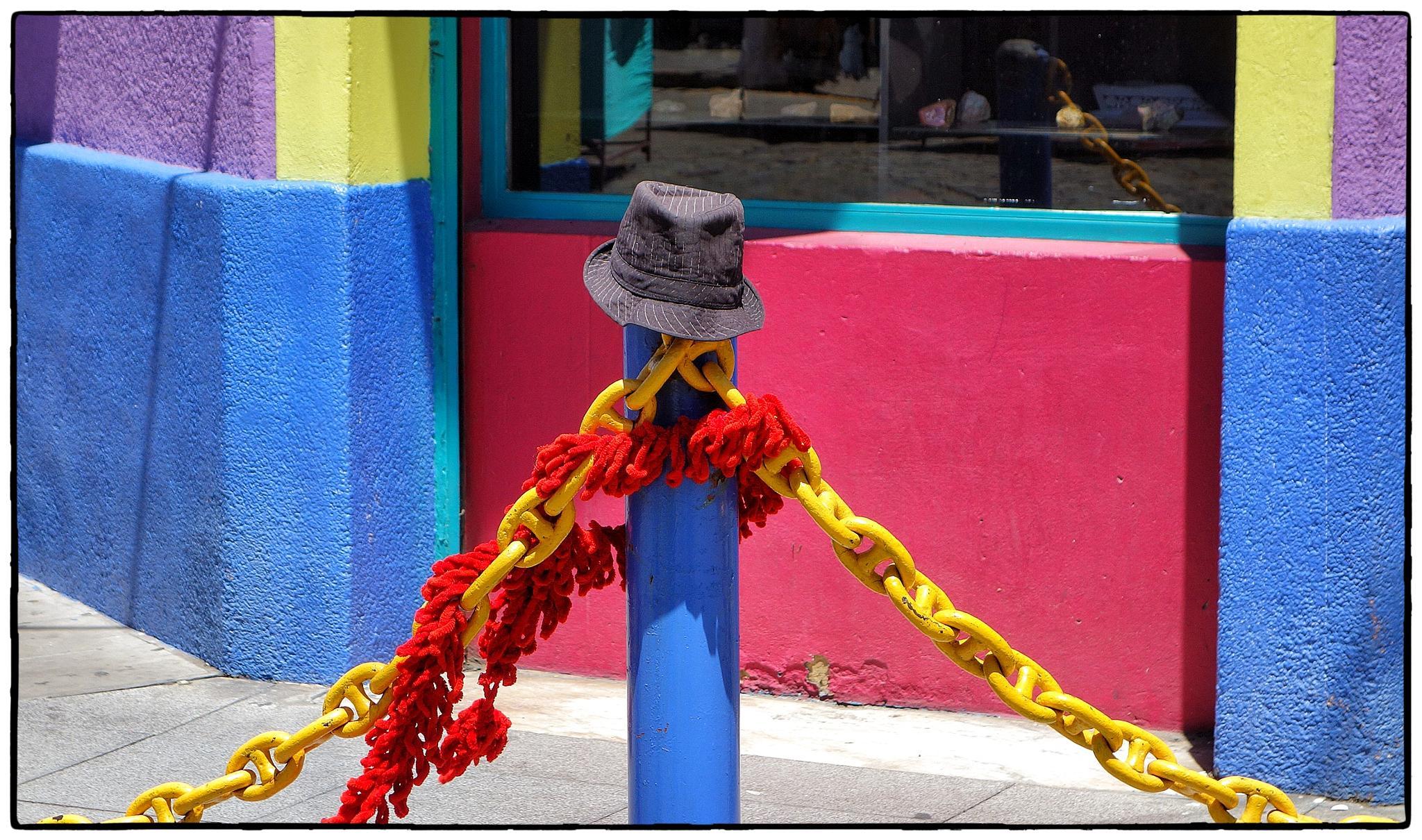 Caminito, un barret i molts colors by bescosx
