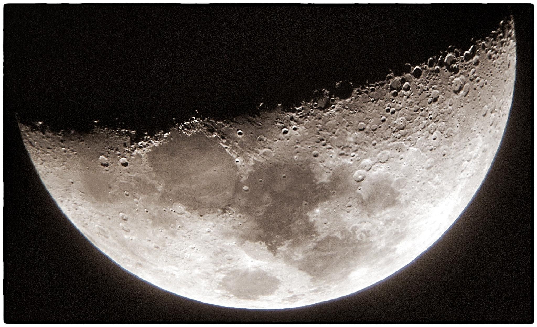 La Lluna al desert d'Atacama by bescosx