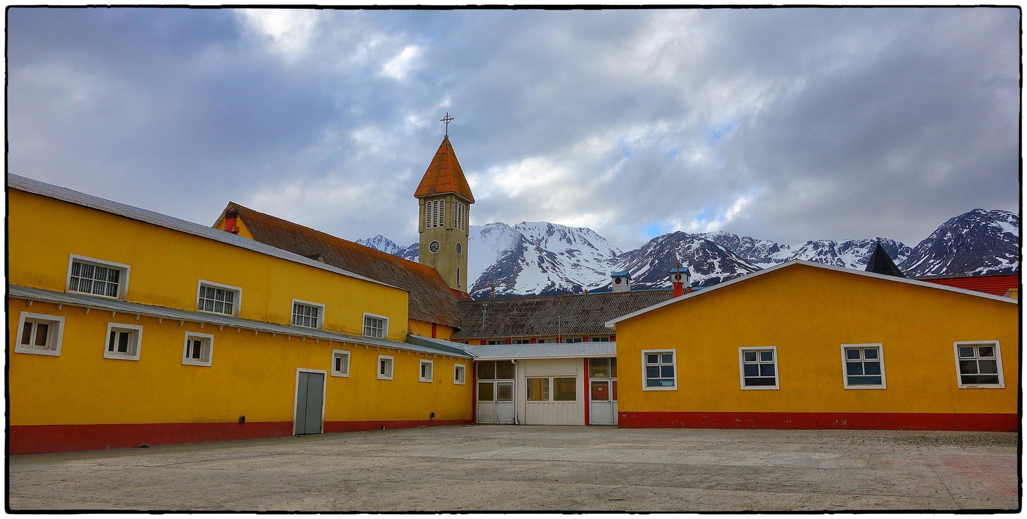 Escola a Ushuaia by bescosx