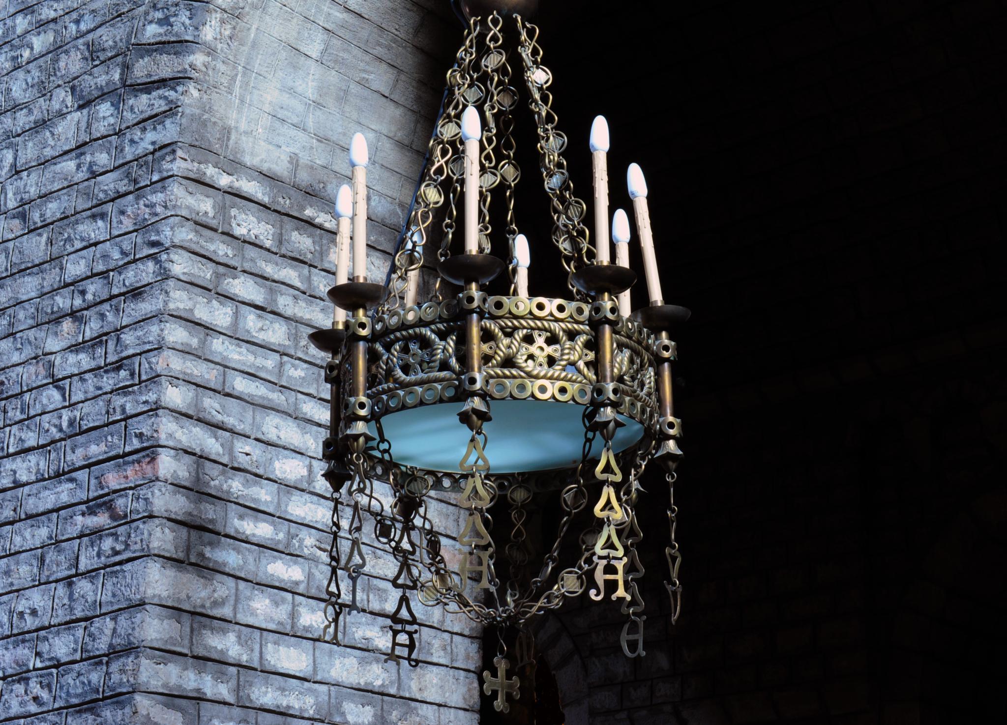 Santa Maria de Ripoll. Detall interior (Girona) by bescosx