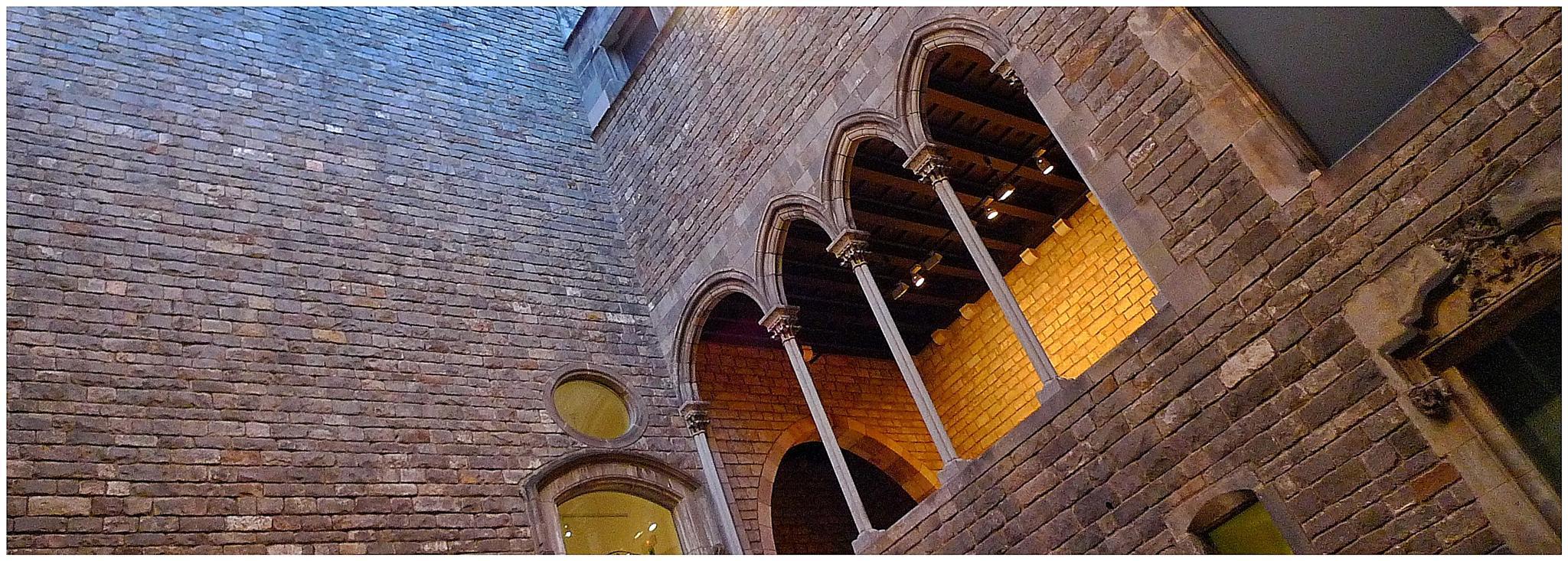 Museu d'Història de Barcelona. Catalunya by bescosx