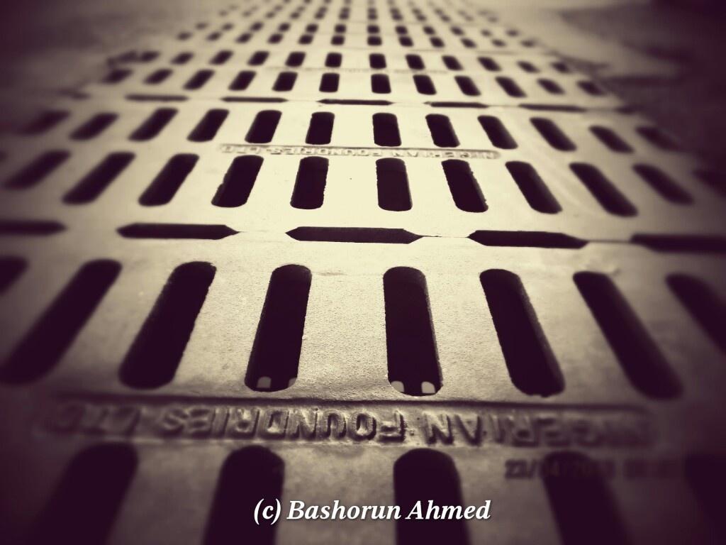 Drain cover by Bashorun Ahmed