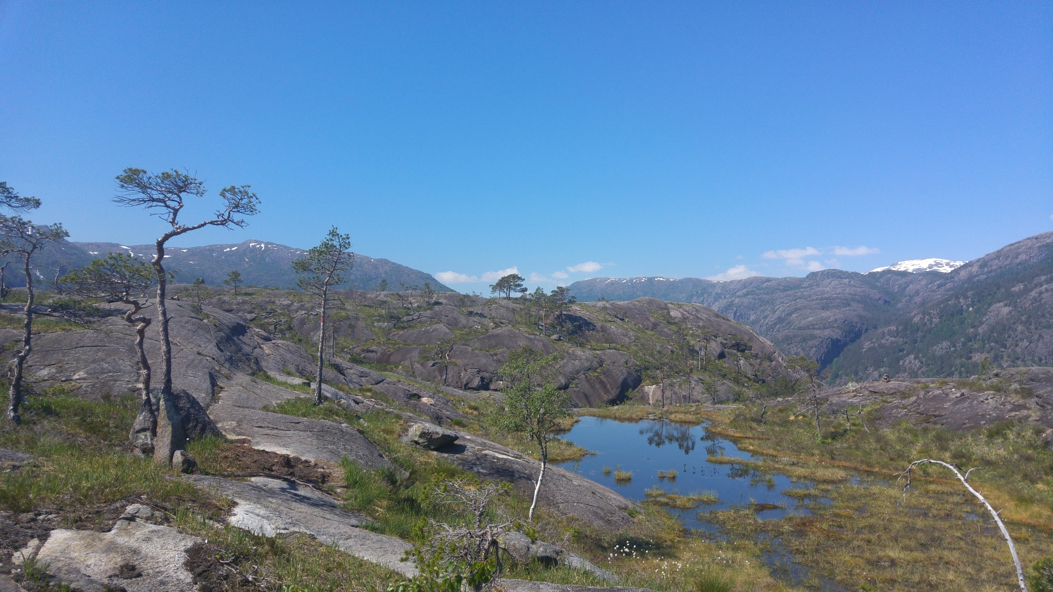 Photo in Landscape #mountain #hiking #norway