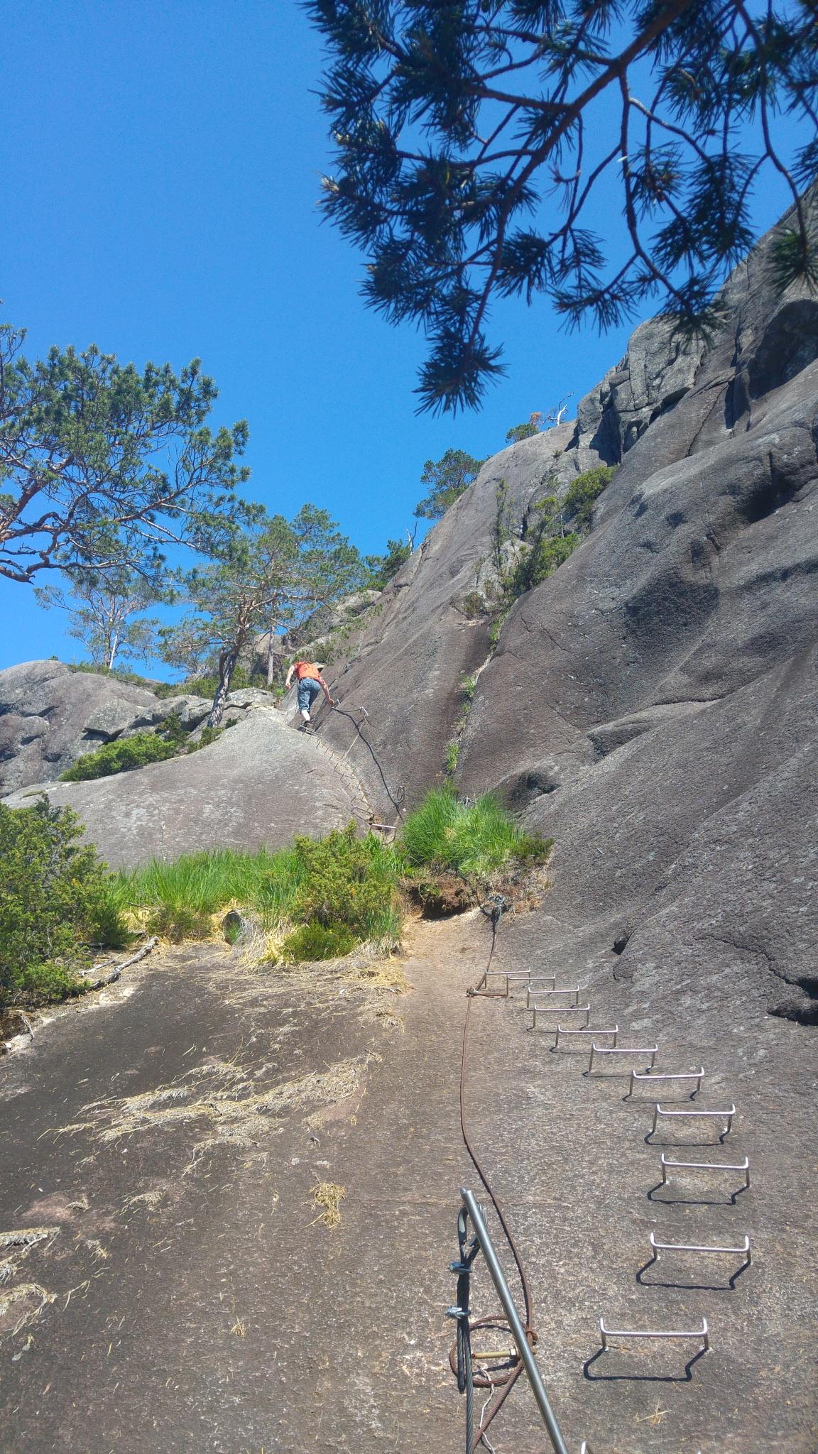 Photo in Landscape #climbing #pothole #mountain #norway
