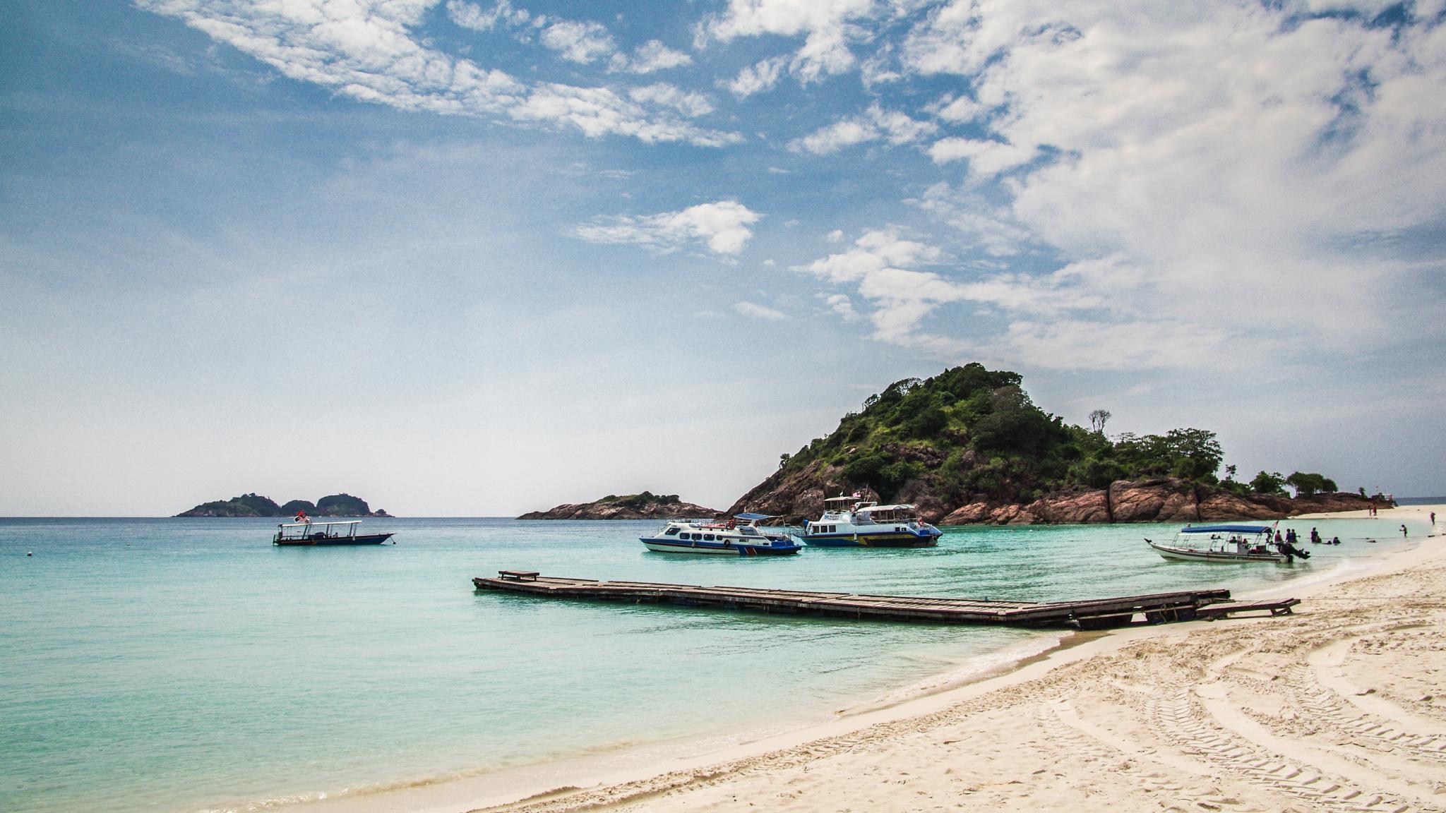 Pulau Redang Malaysia by SamChow
