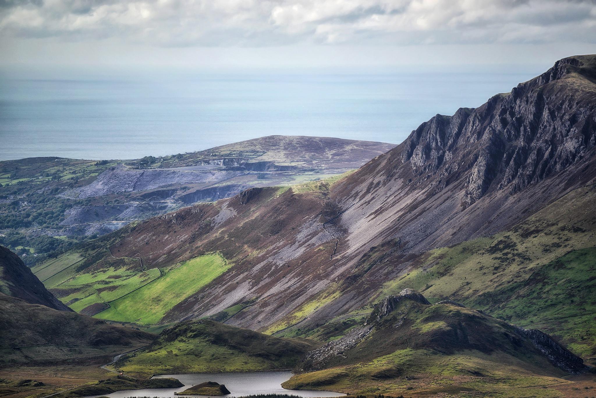 The longest view... by Henrik Wanders