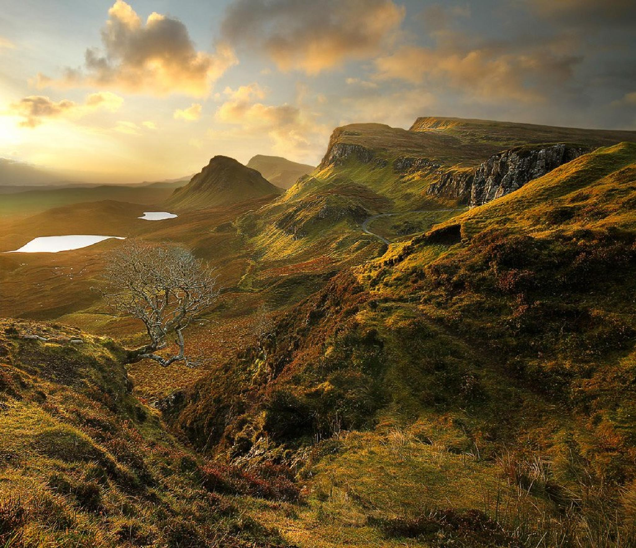 Quiraing - Isle of Skye by wolfy.pic