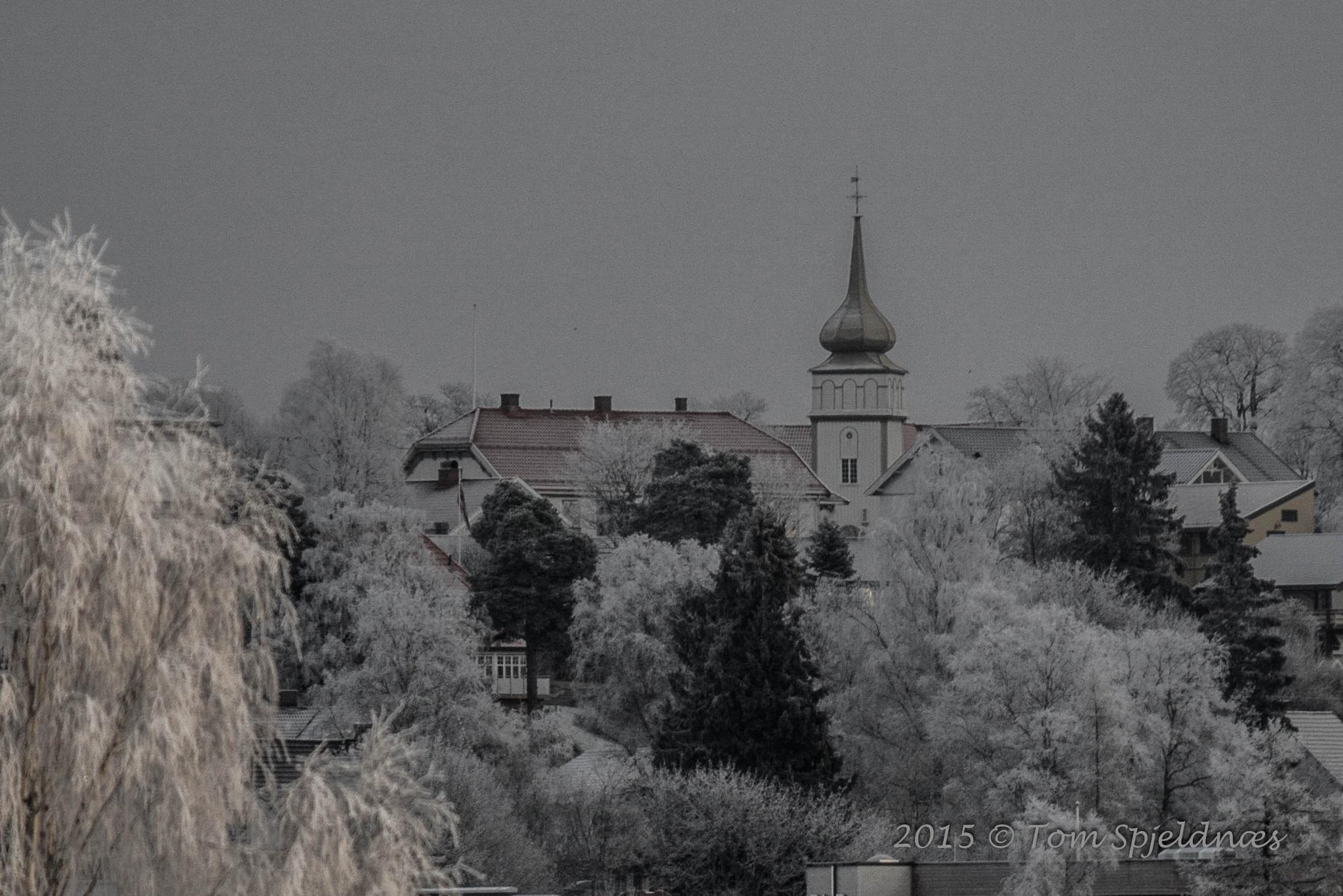 Kongsvinger kirke by tom.spjeldnaes