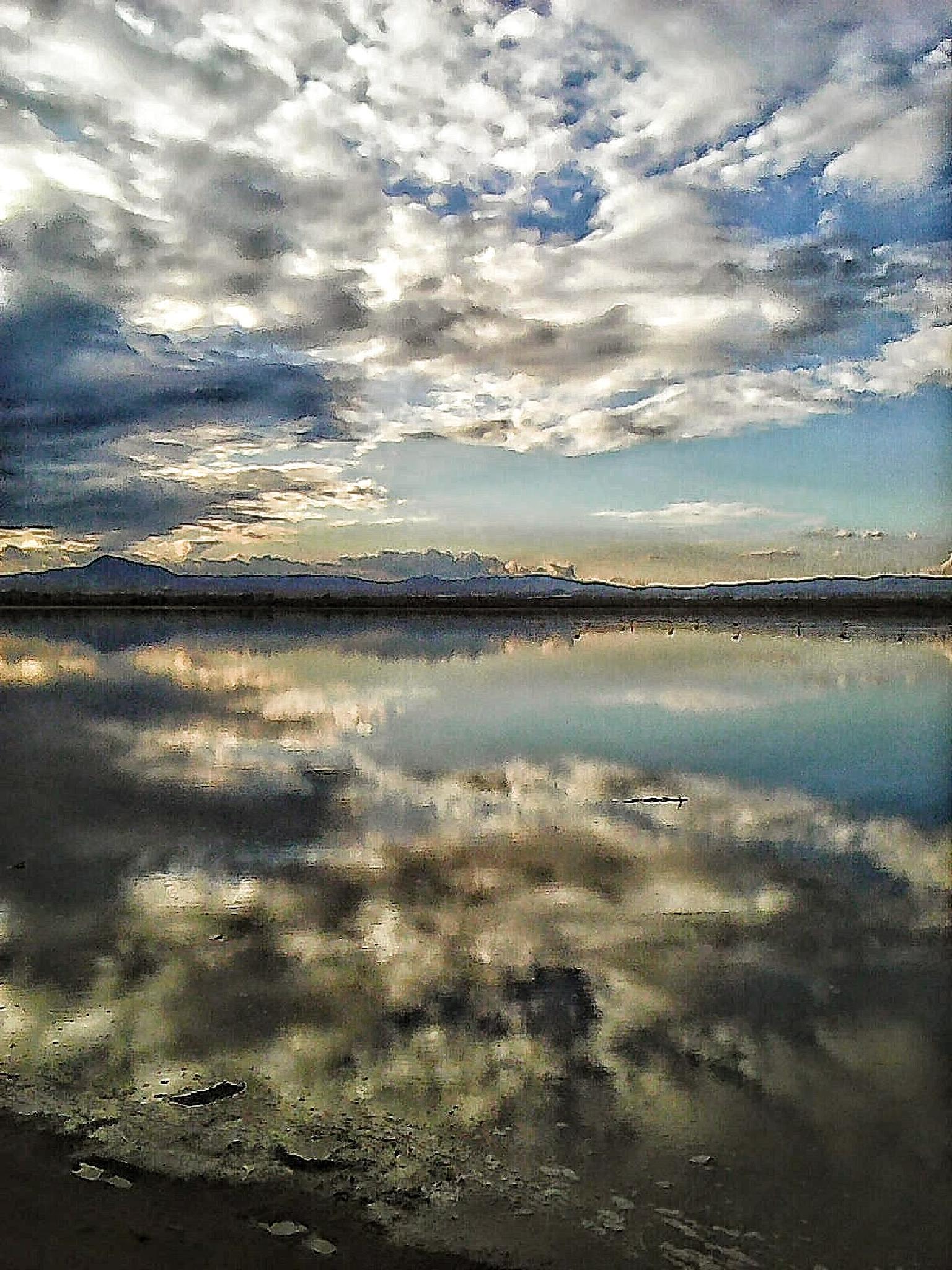 Salt lake  by HelenD