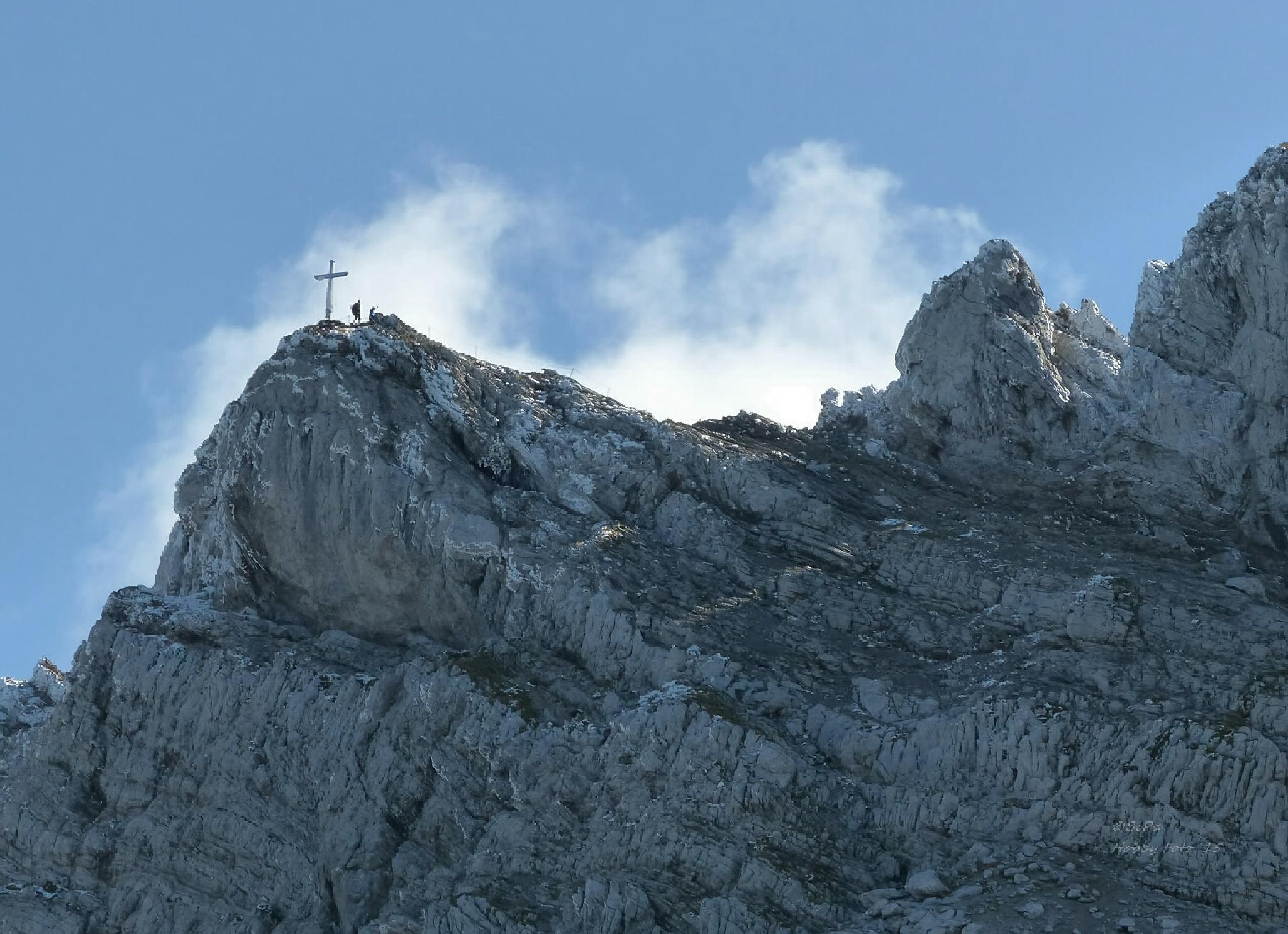 Gipfelstürmer...high on the mountaintop by Biri