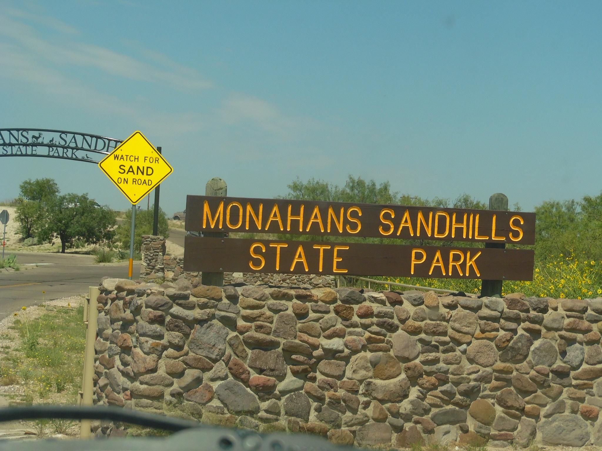 Monahans Sandhills State Park by john.fisher.7315