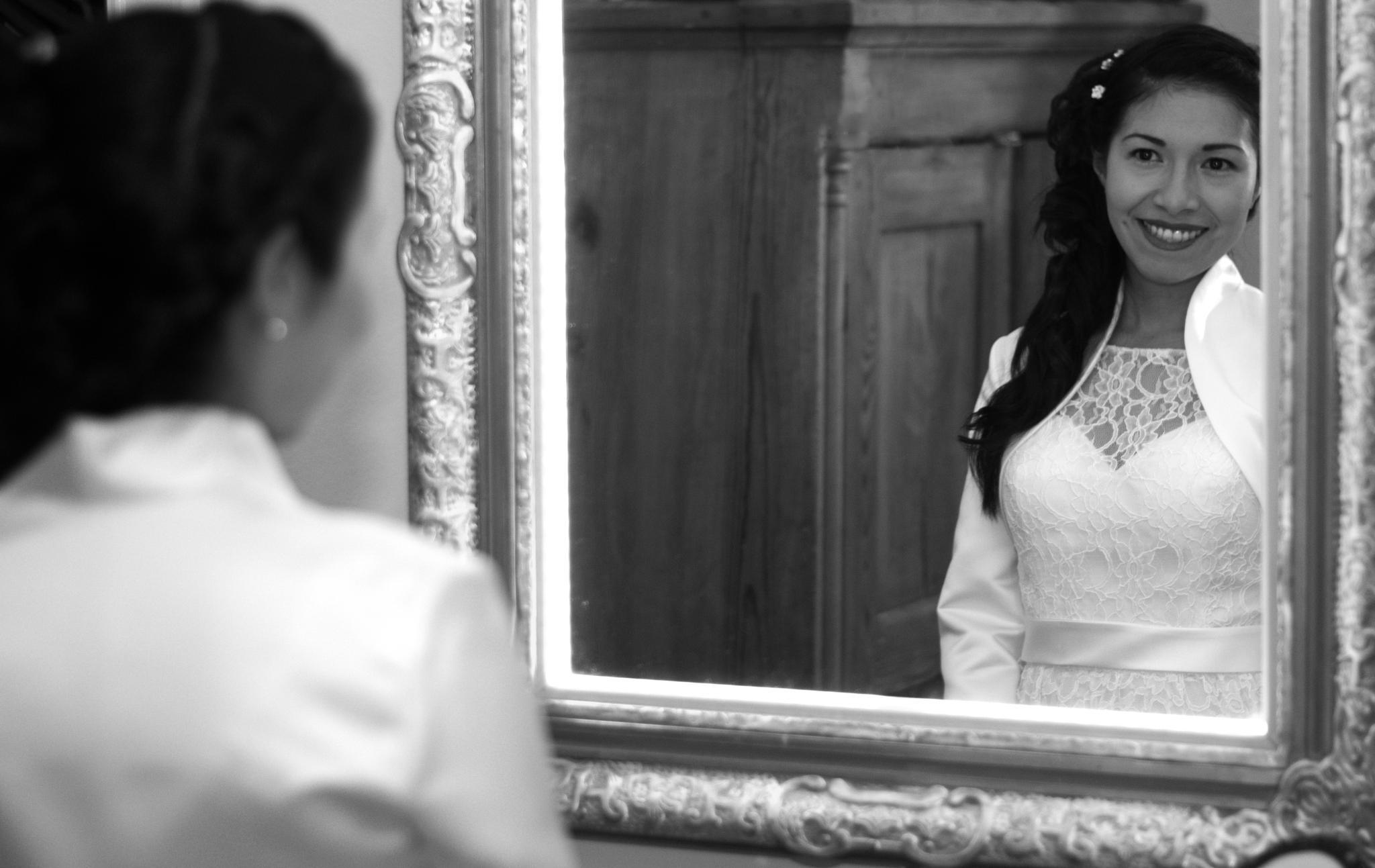 Mirror mirror on the wall....:))) by Selman Adzomerovic