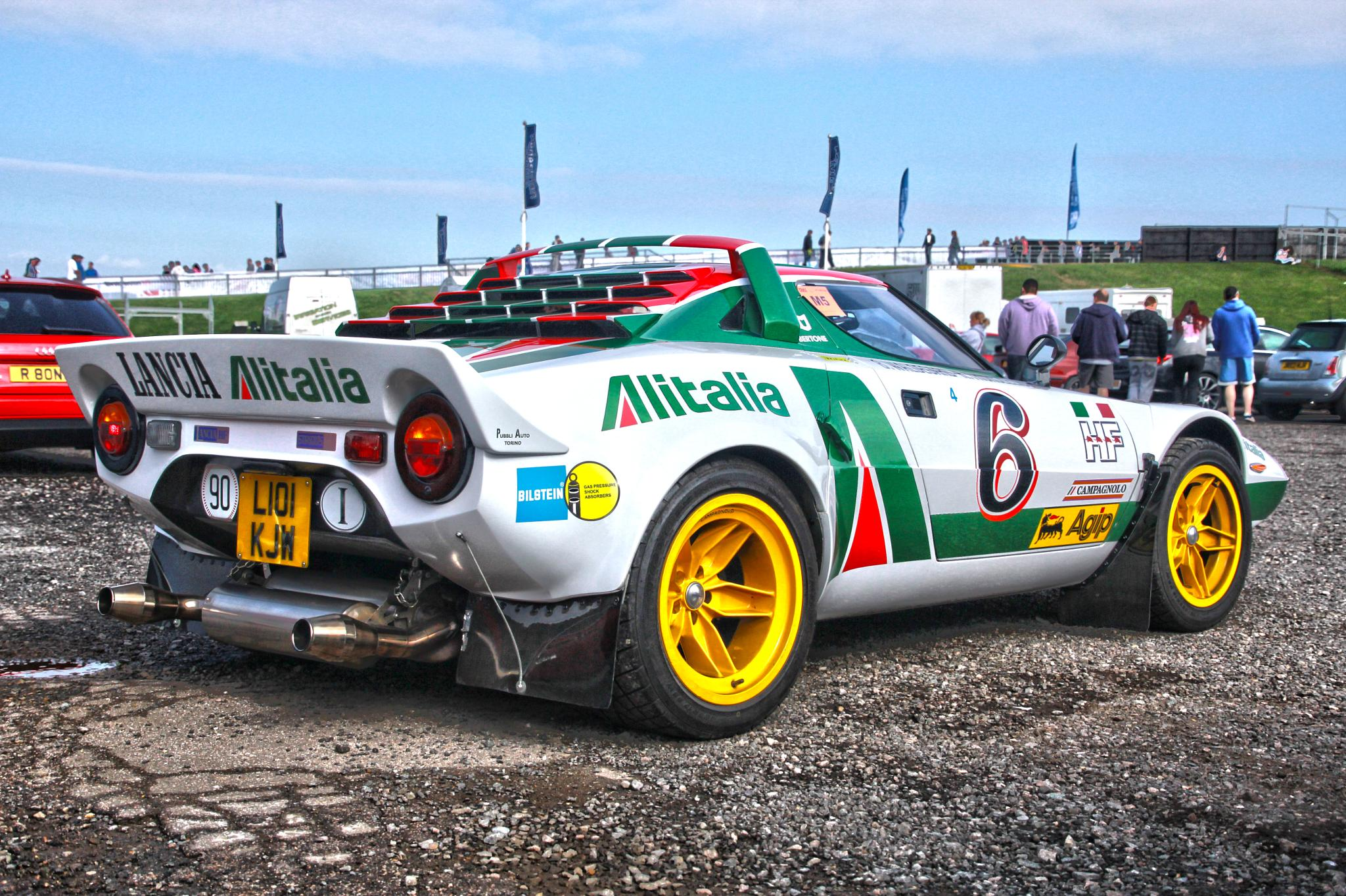 Lancia Stratos by Pick3rs