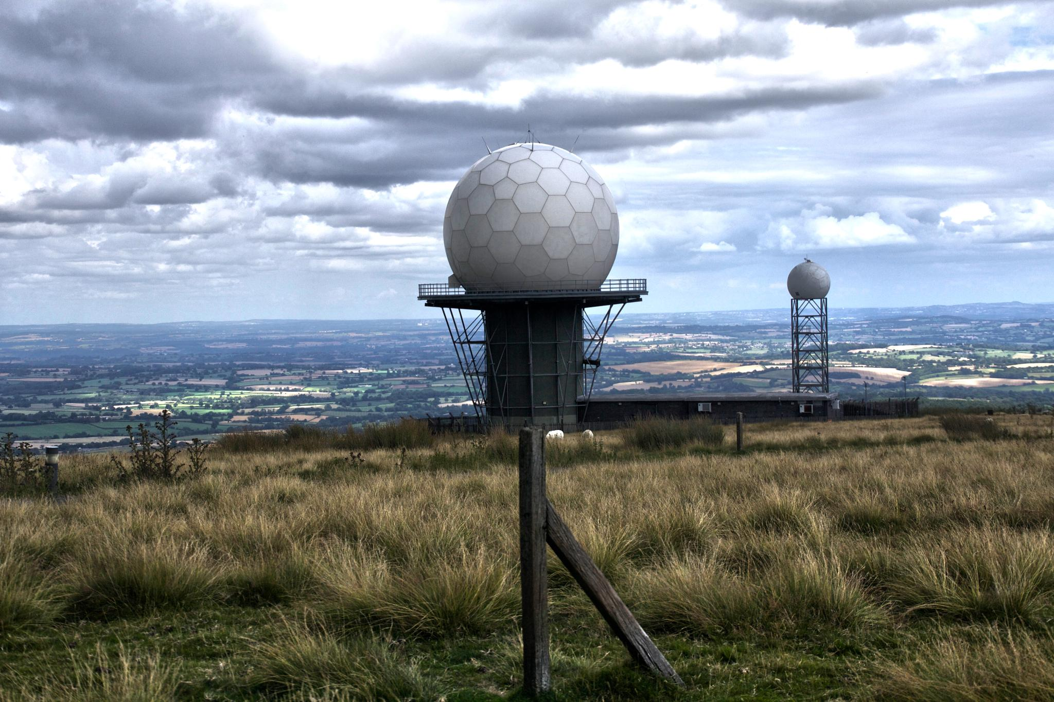 Clee Hill - Golf Anyone?! by Pick3rs
