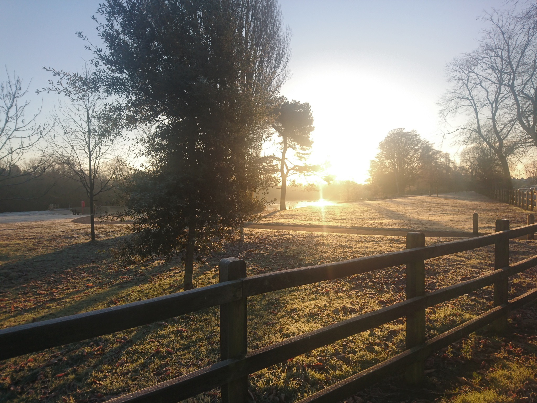 Cold Crisp Morning  by Pick3rs