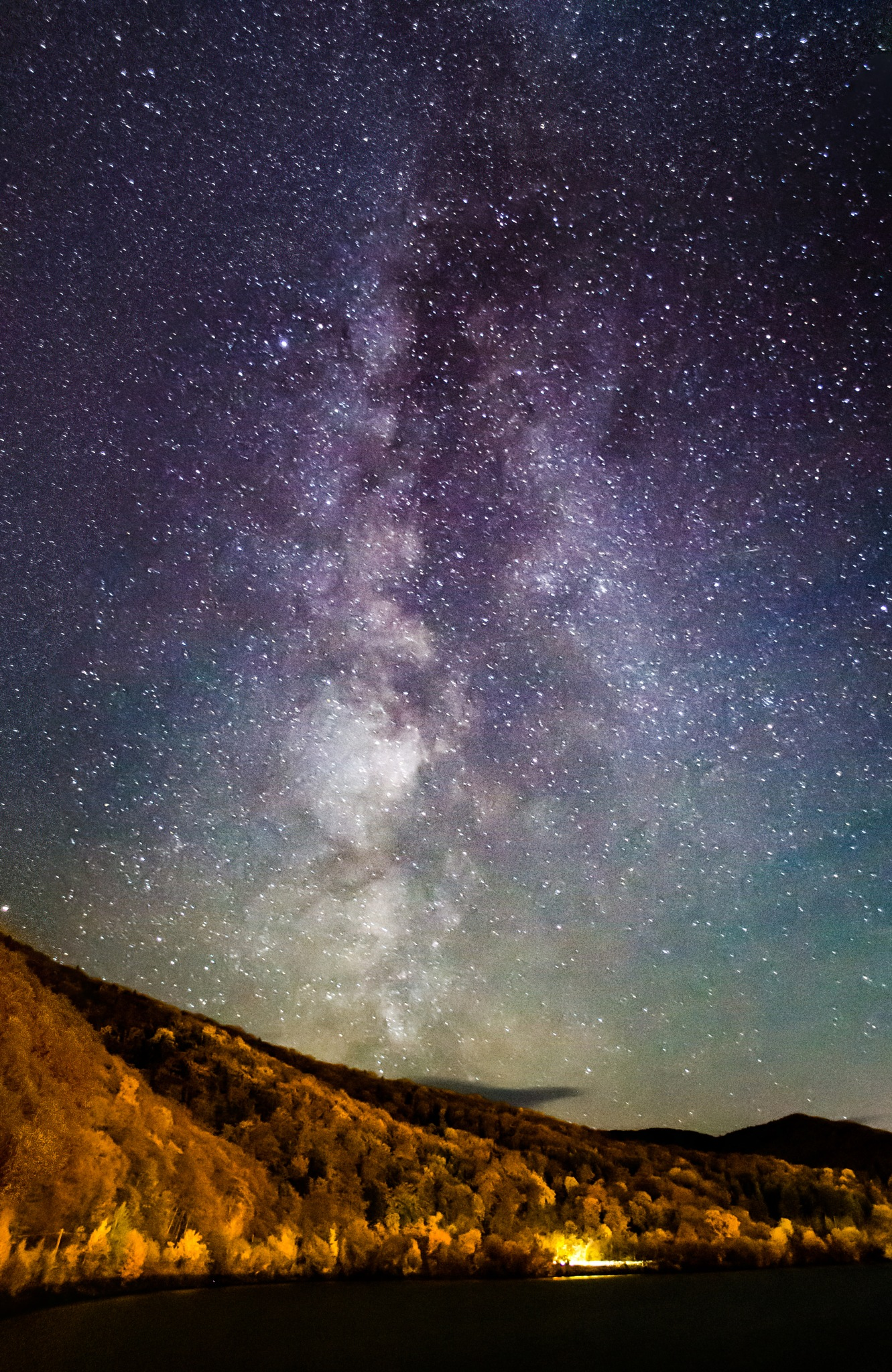 Milky Way by IonutAlexandru