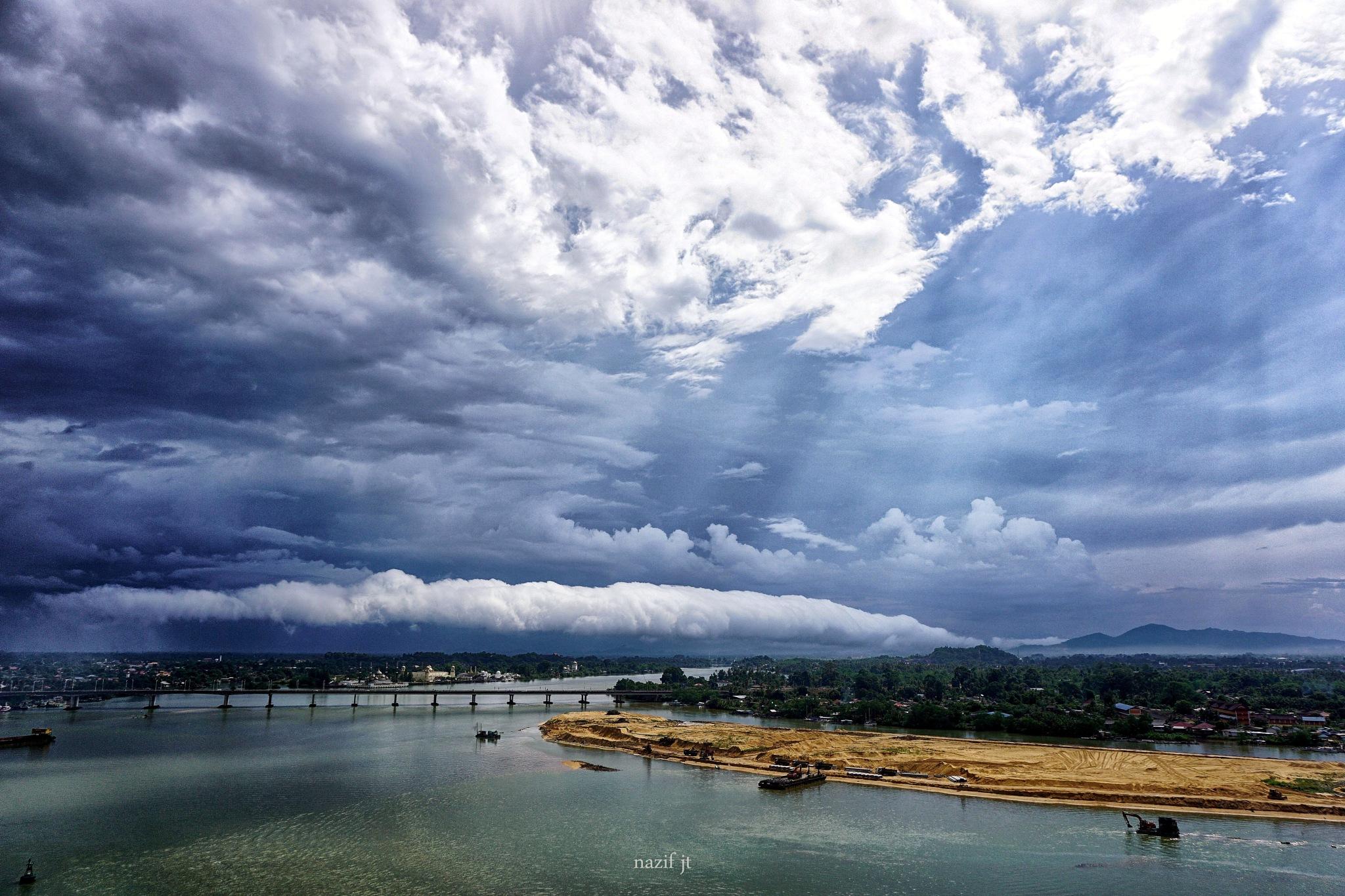 Clouds by nazifjaafar