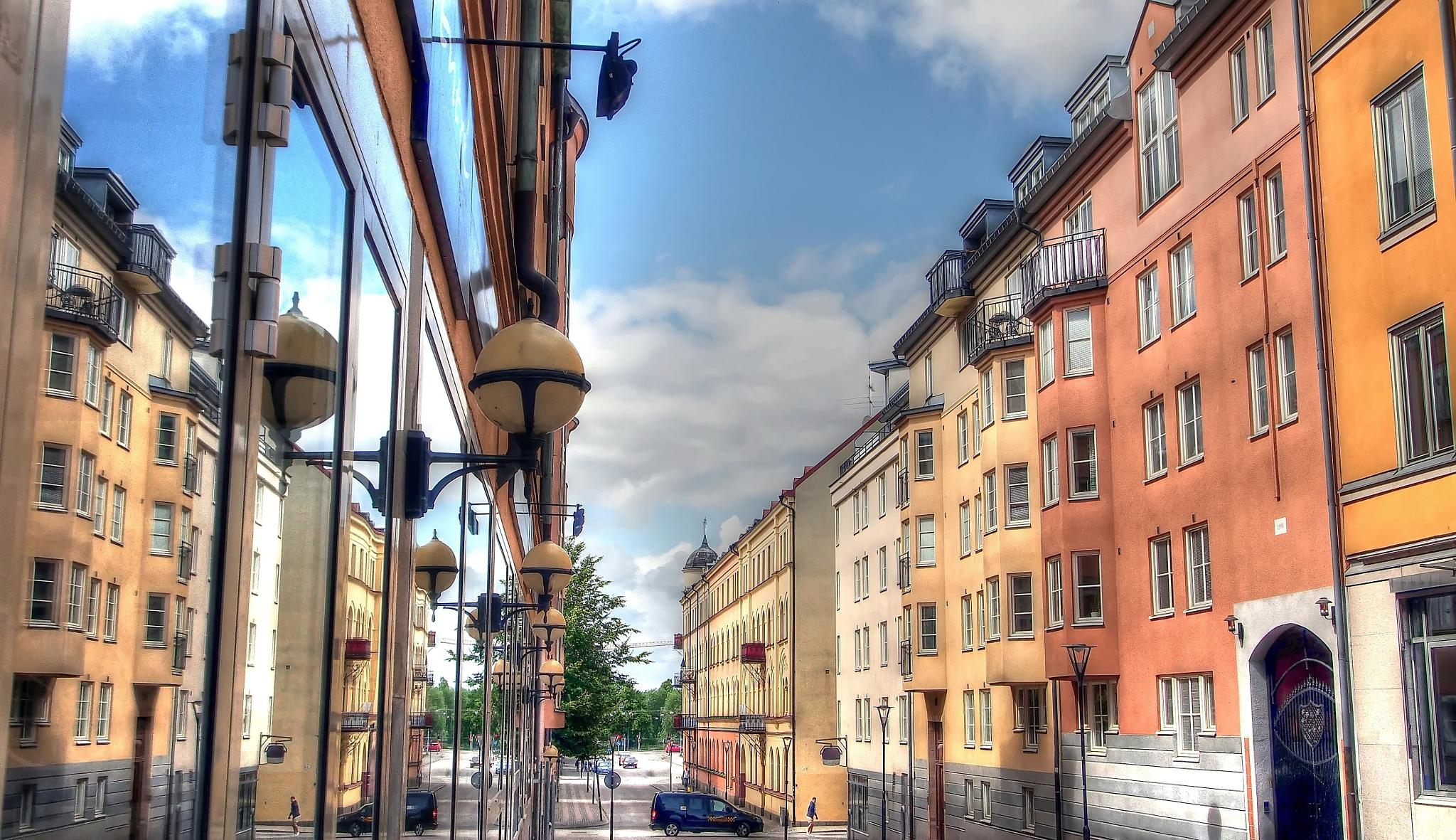 Streetview... by rockorbach