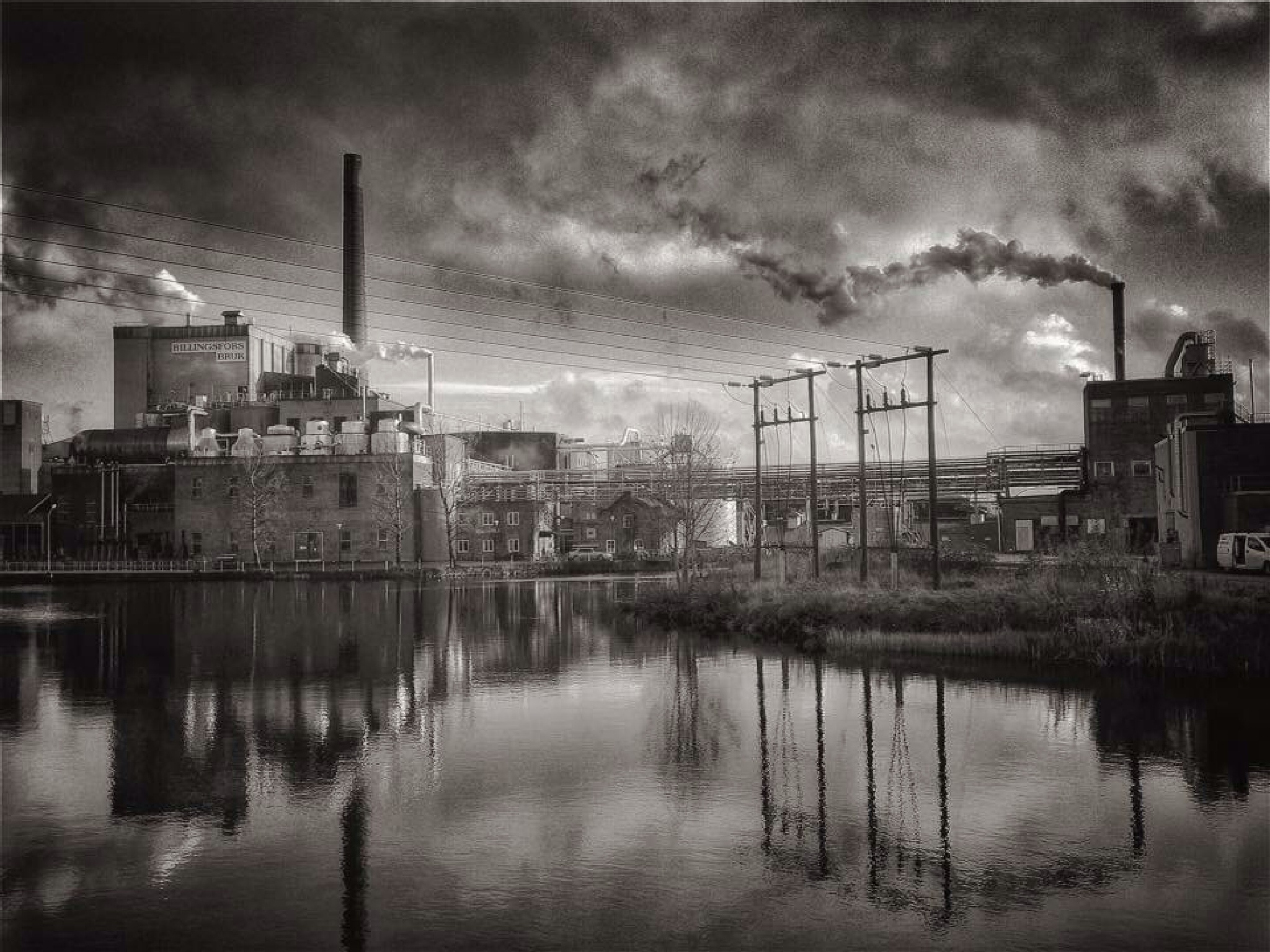 Paper factory  by J_Salmeron