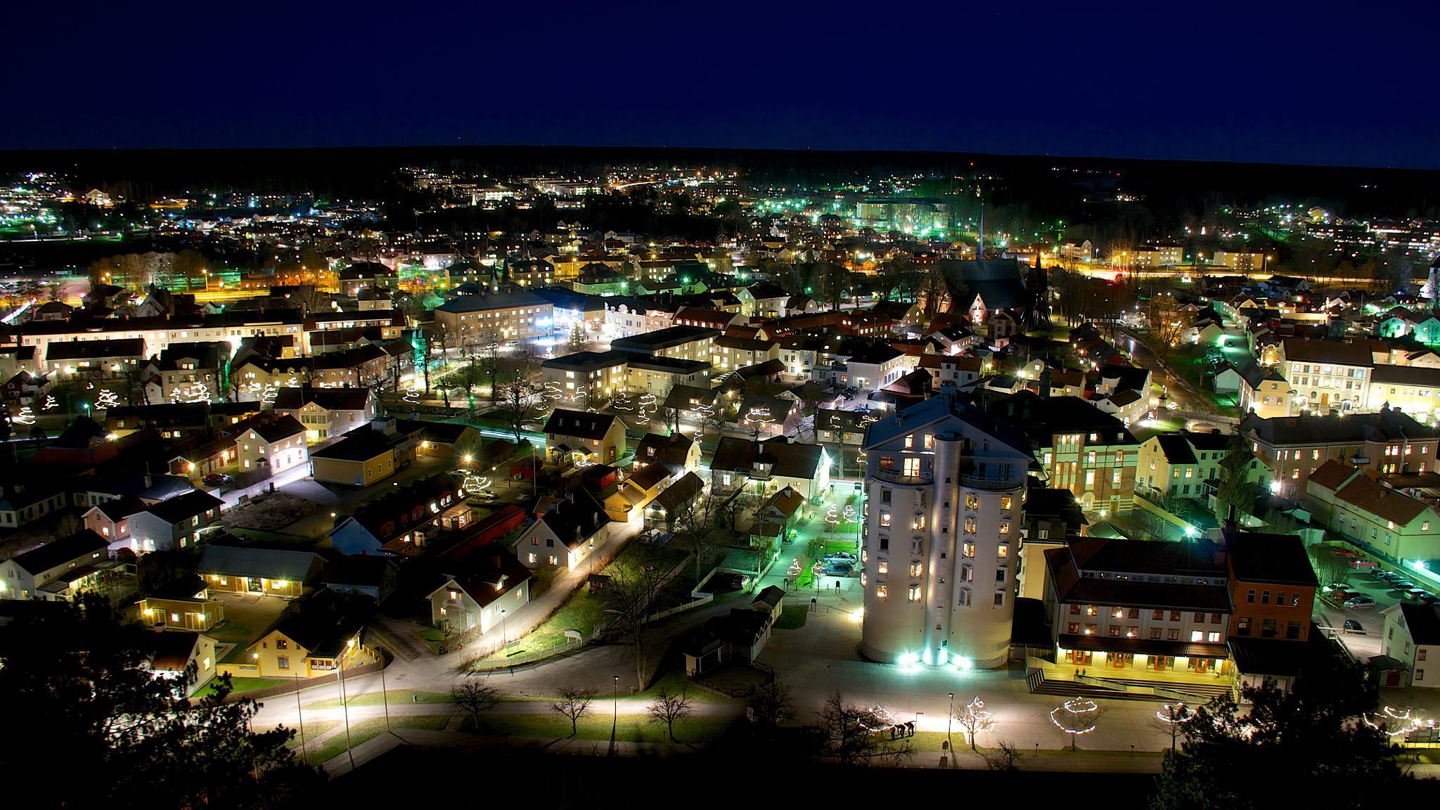 Village of Söderköping by Magnus Arnesson