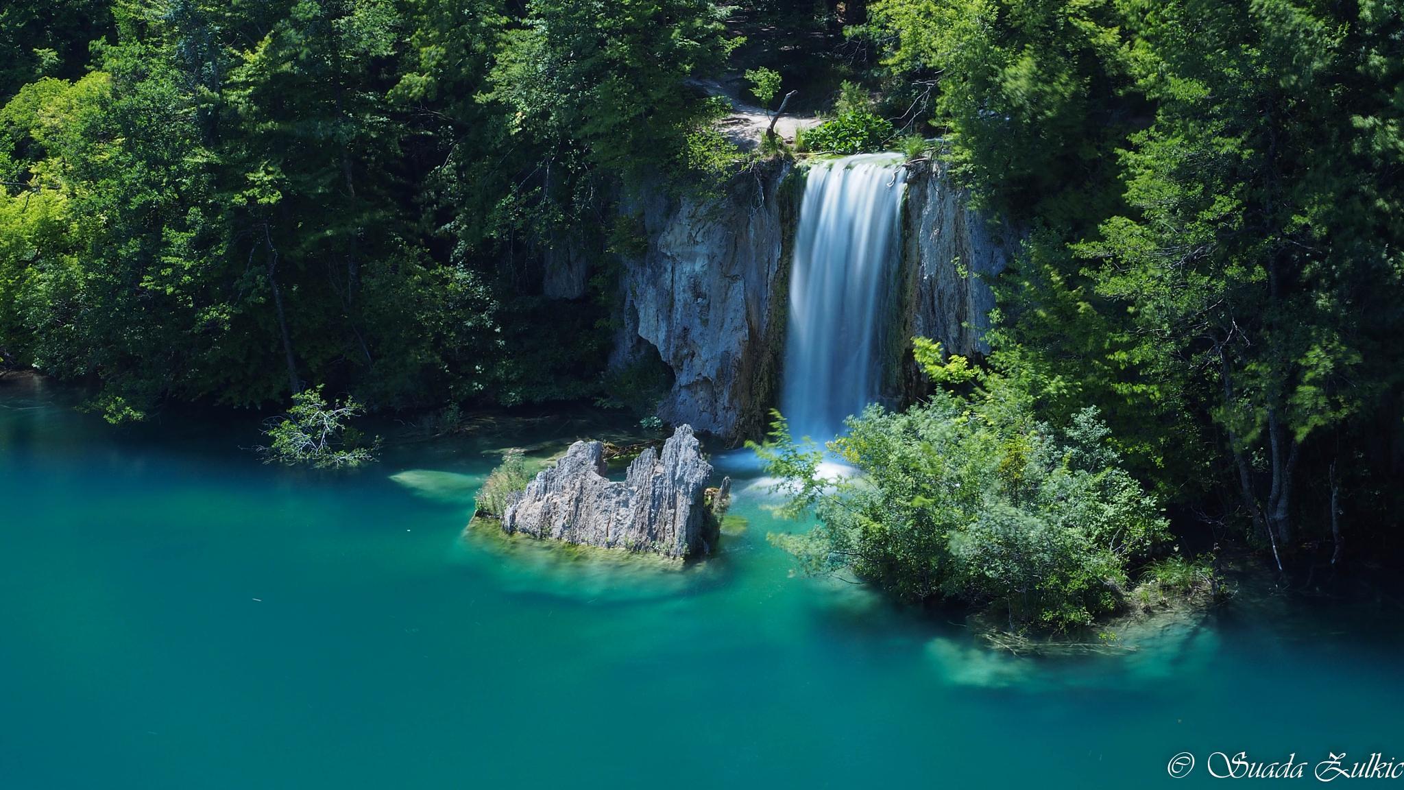 Plitvice lakes by suada.zulkic