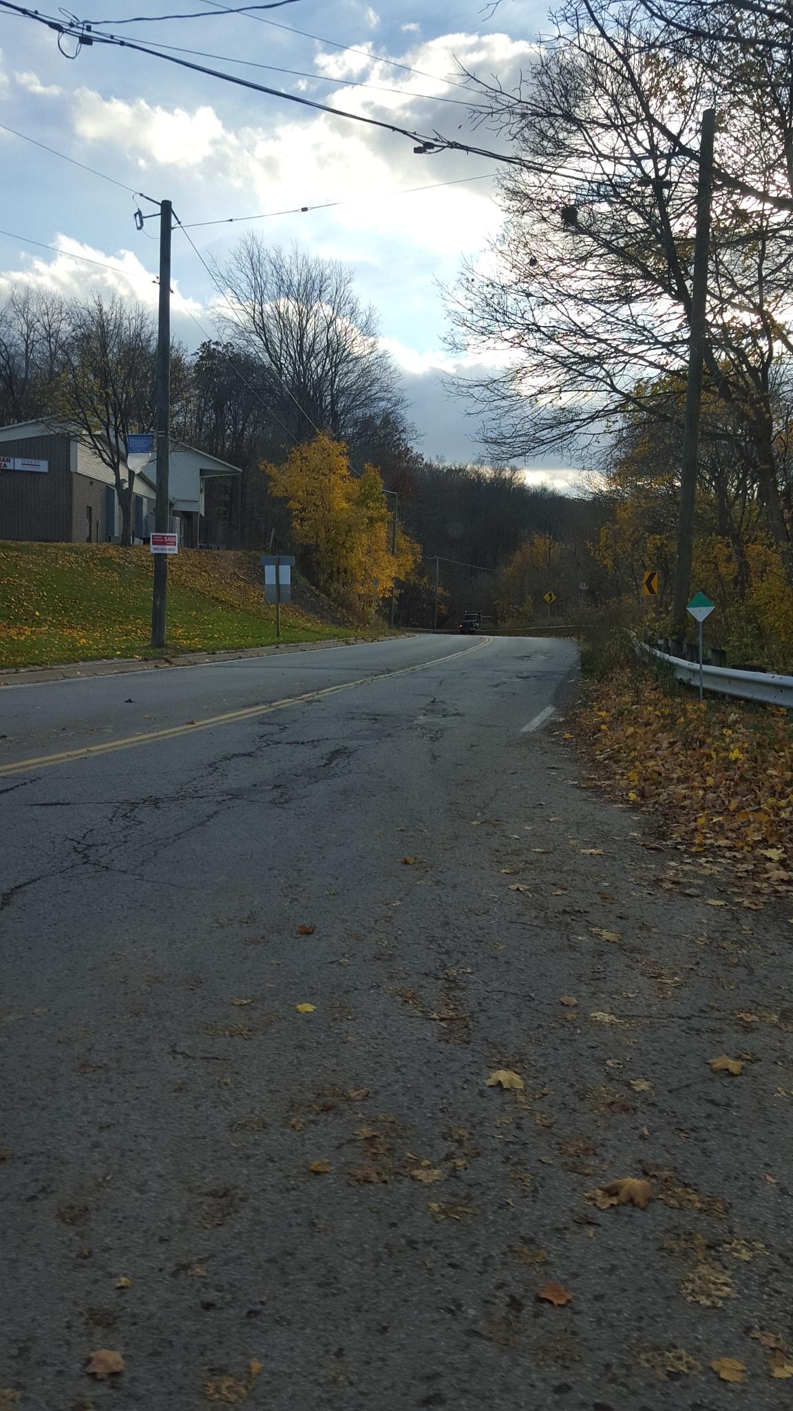 old highway #8 by RegSoper