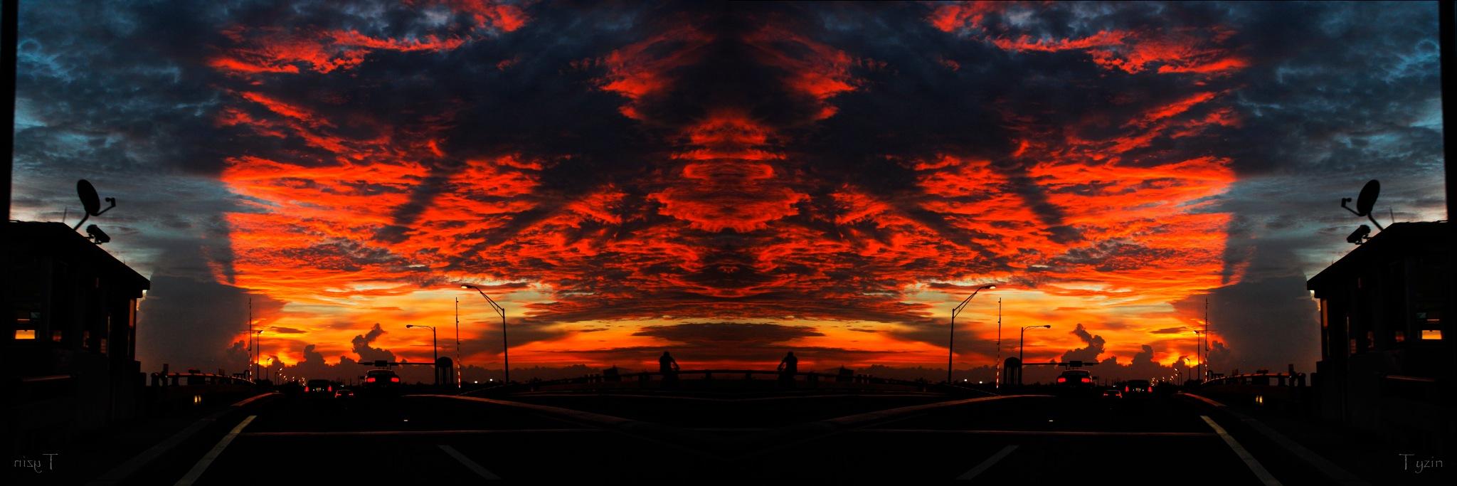Mirrored  by Tyzin