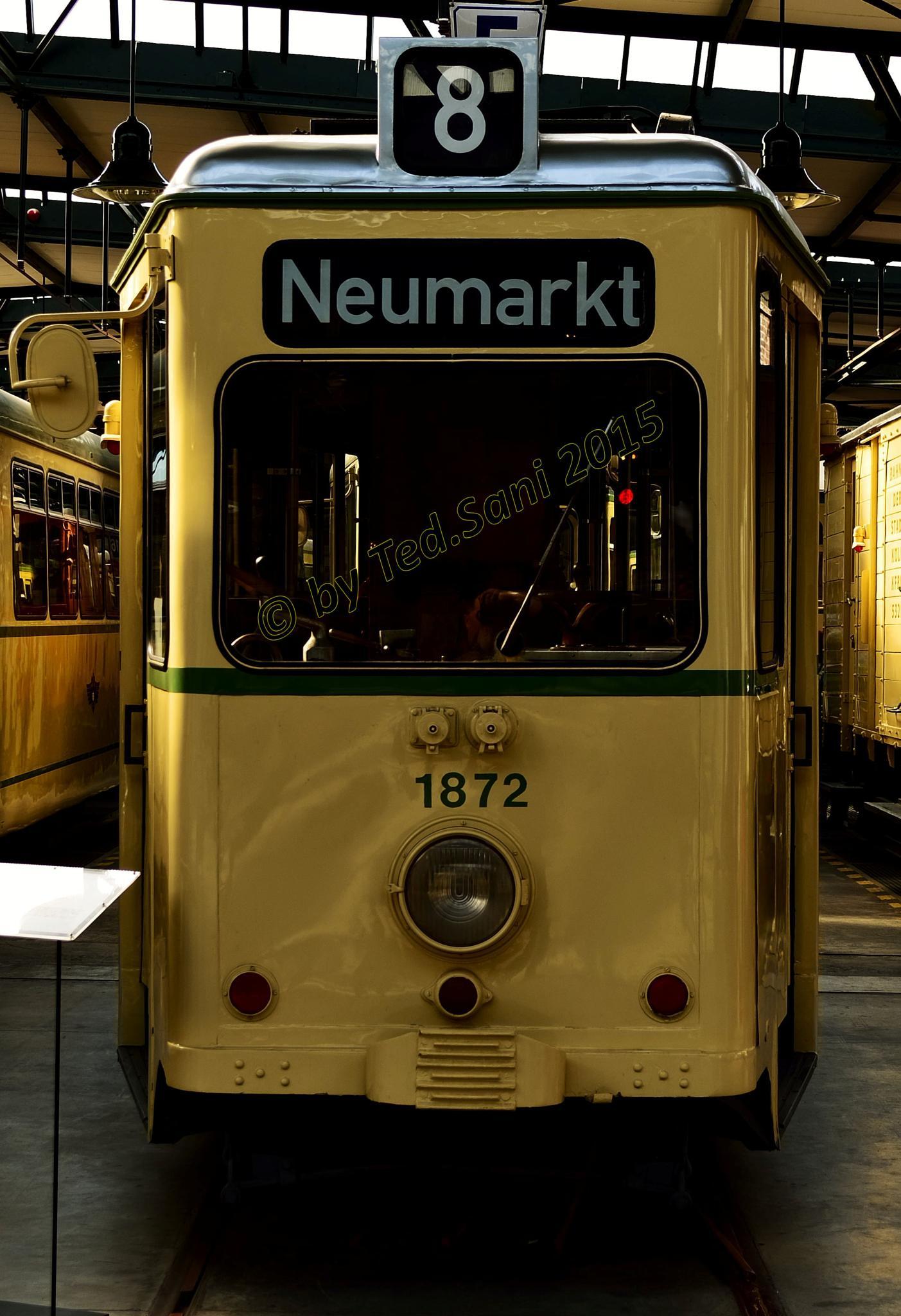 Strassenbahn Museum by MKalker/TedSani