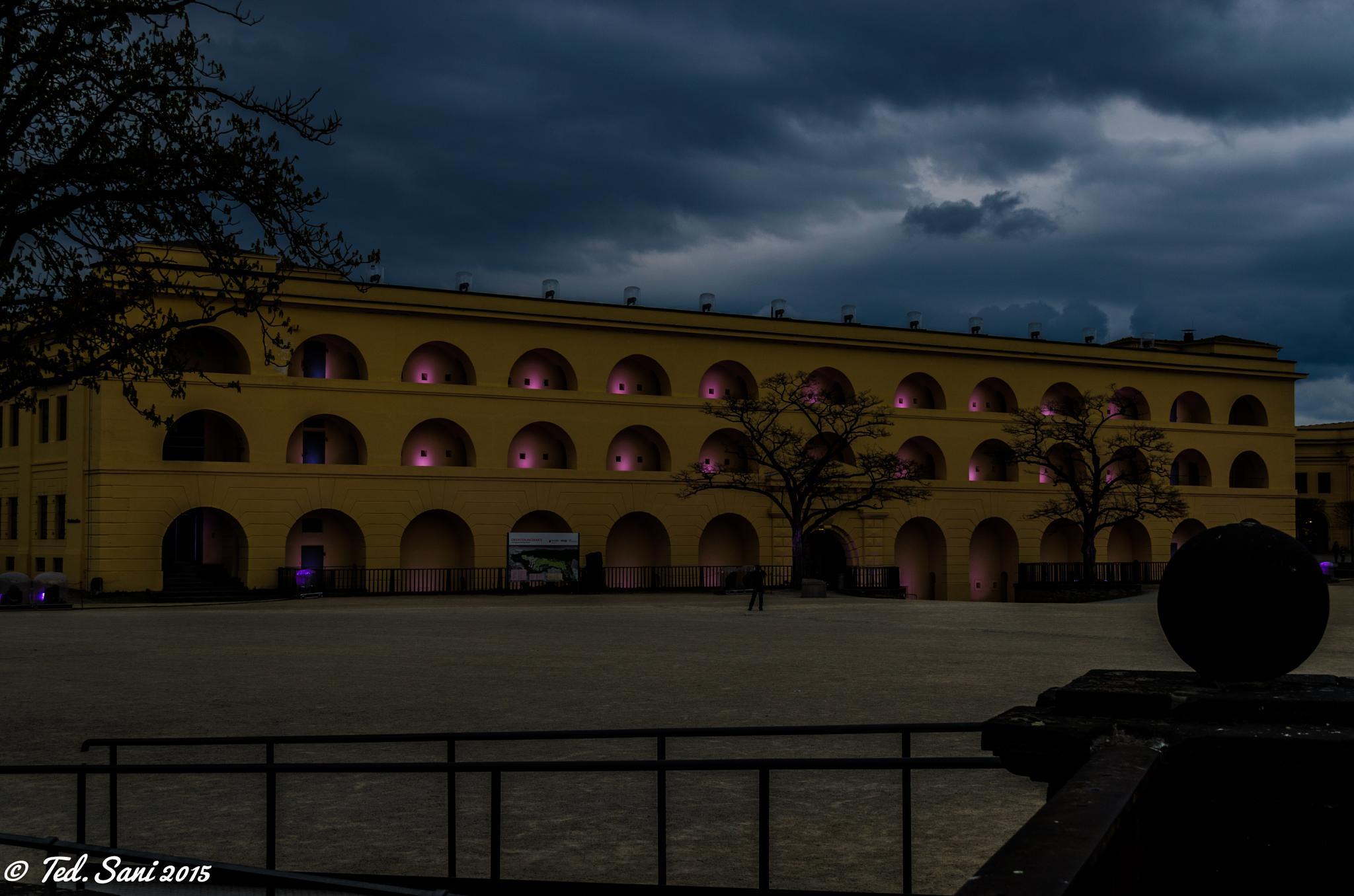 Festungsleuchten 2015 by MKalker/TedSani