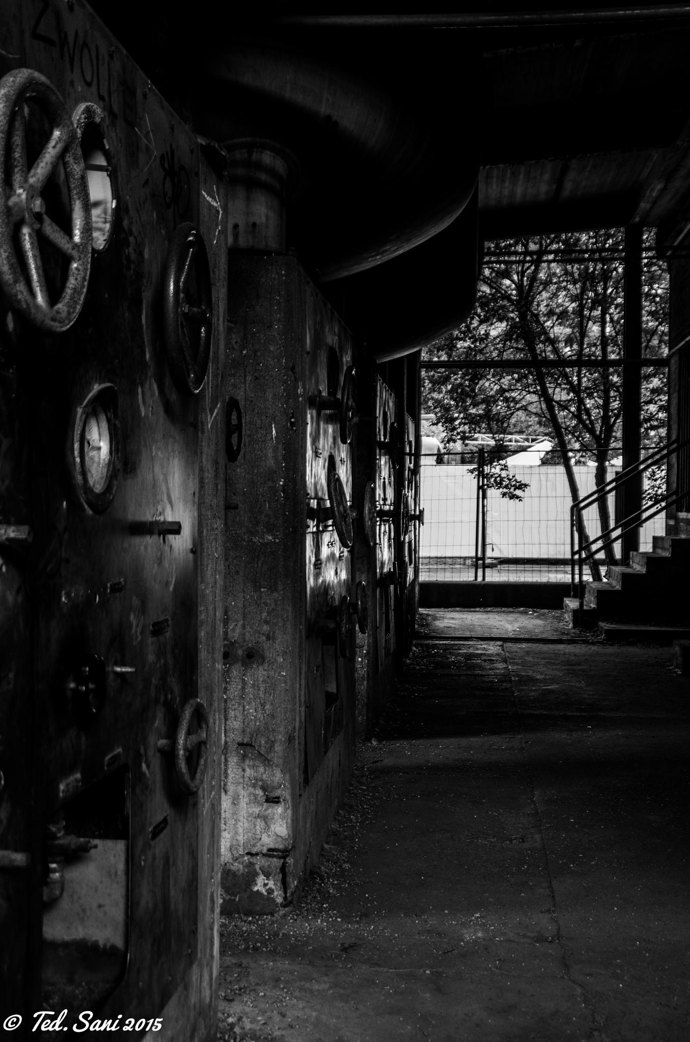 Alte Industrie by MKalker/TedSani