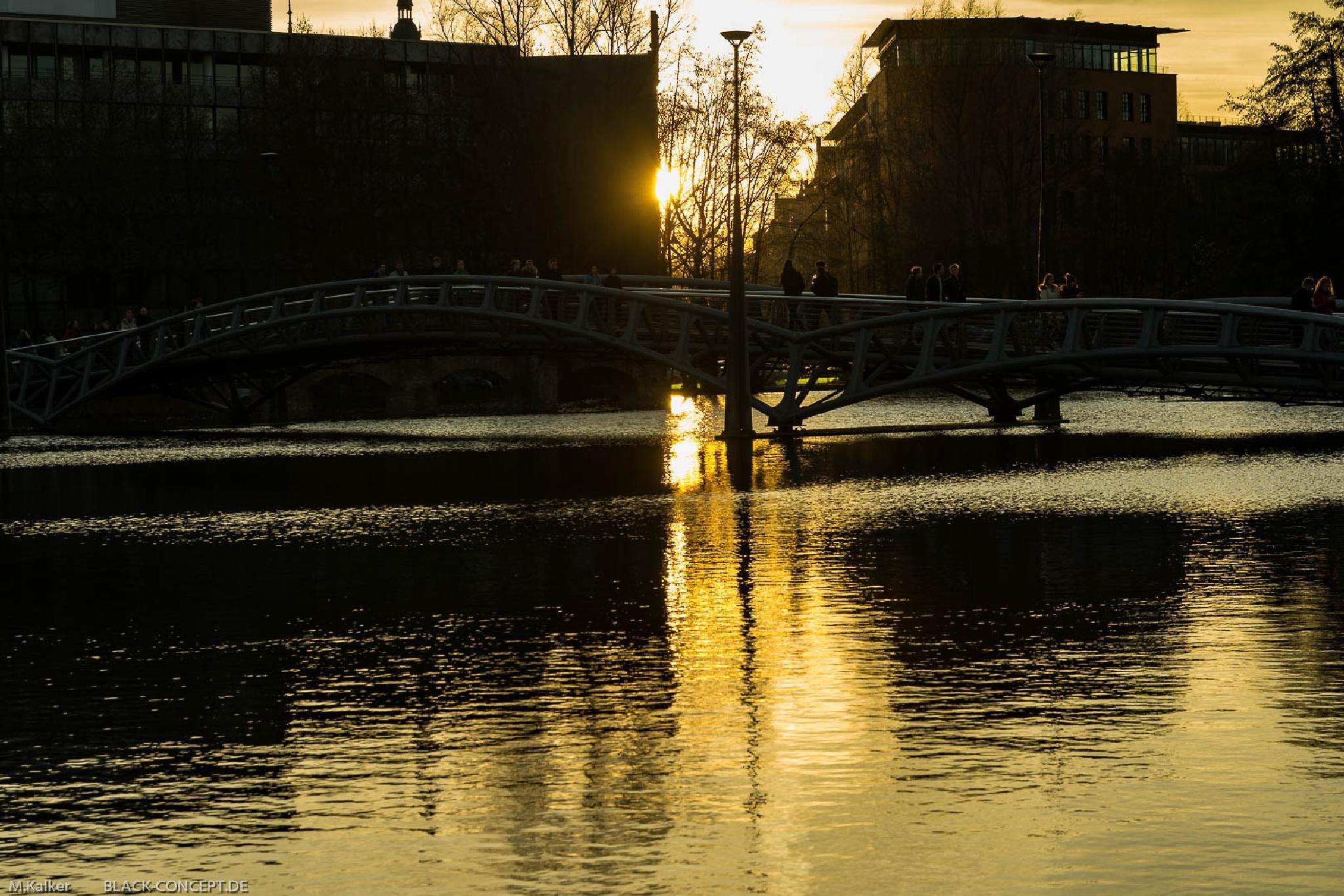 Sonnenuntergang by MKalker/TedSani