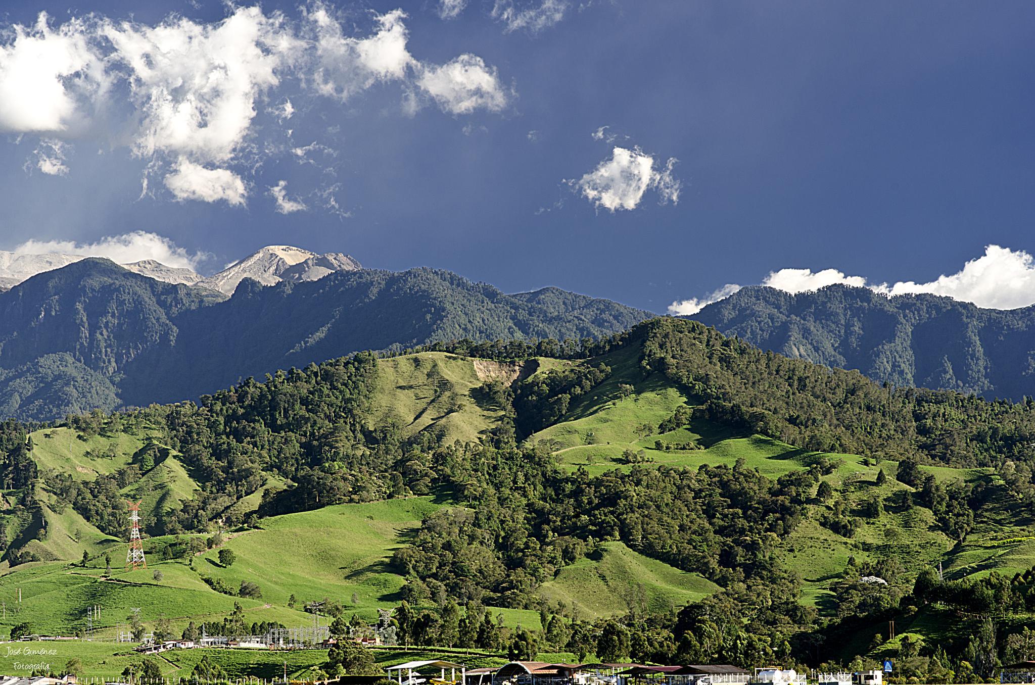 Los Nevados, Colombia by josegimenez