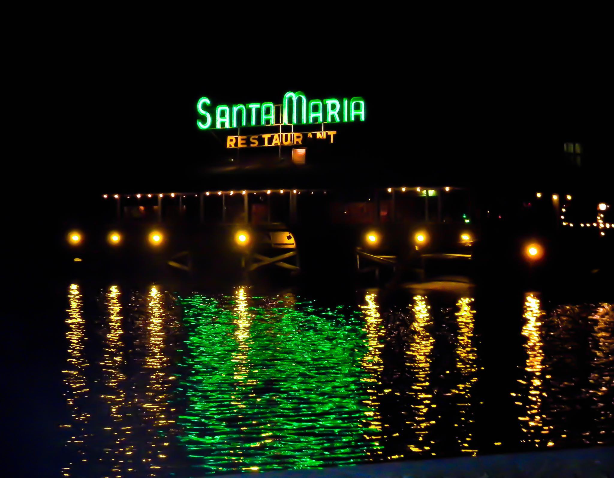 Santa Maria by Jan Herren