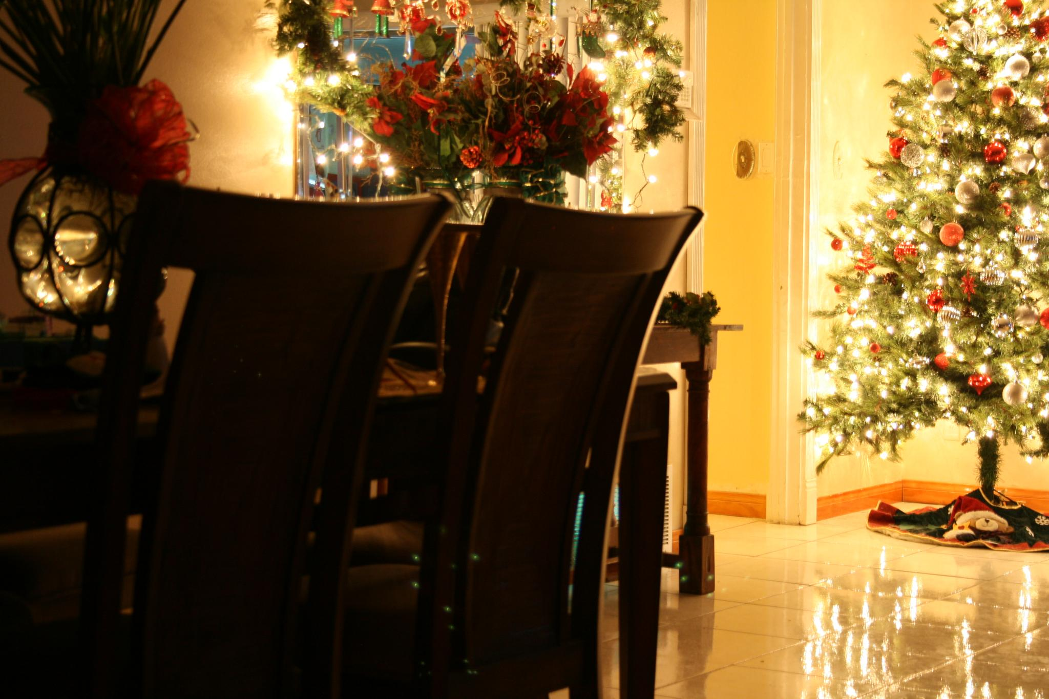Christmas is beautiful  by Patty Jacobo