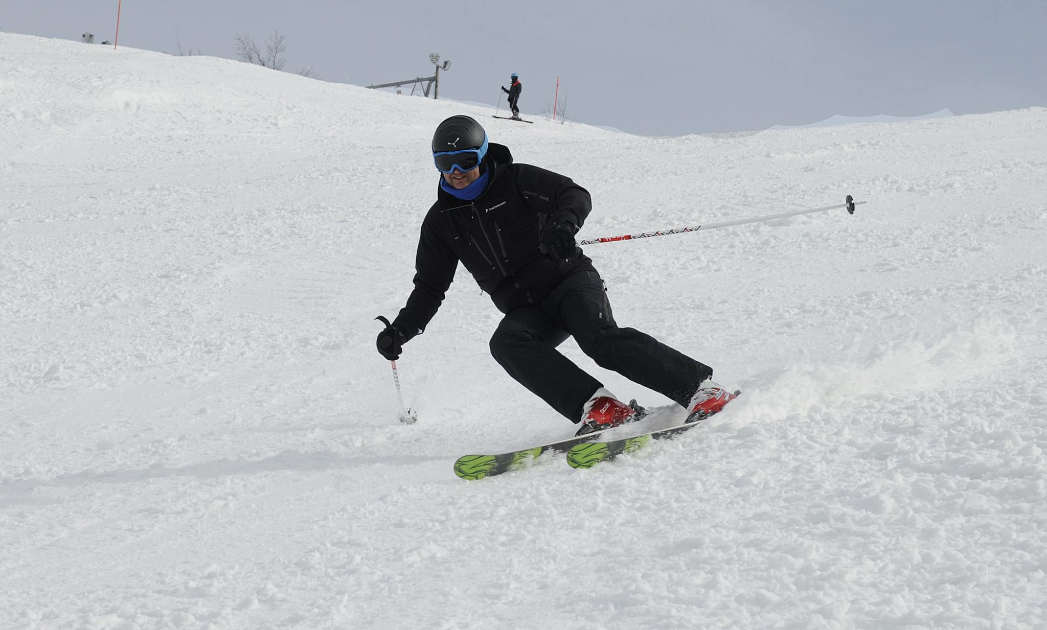Lennart in the slope by lennor_65