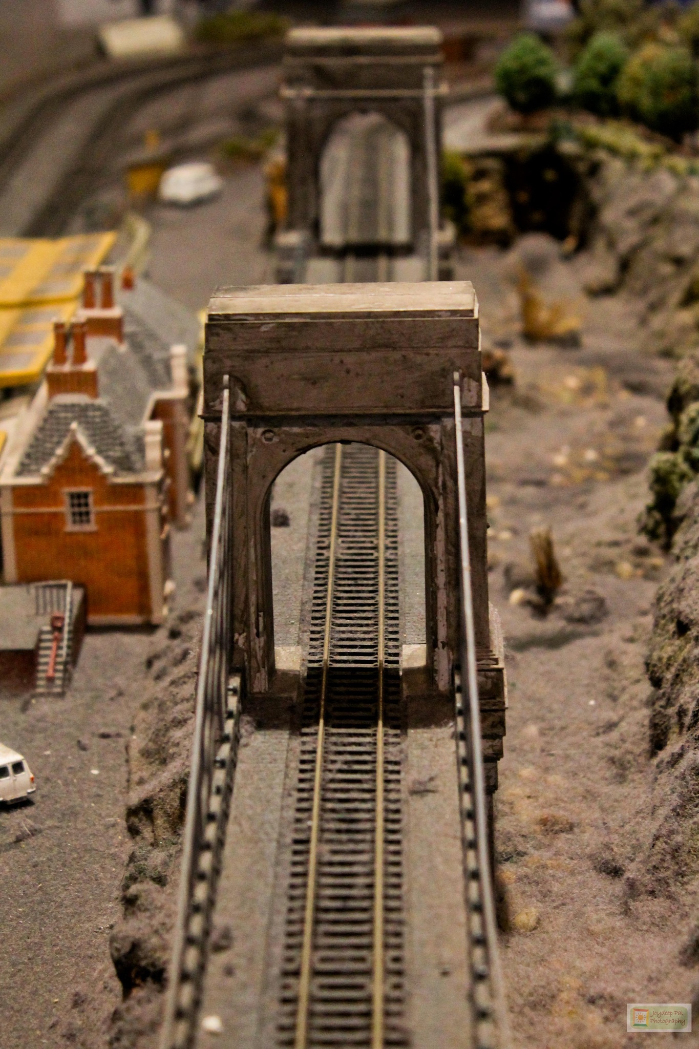 Miniature Rail by Joydeep Pal