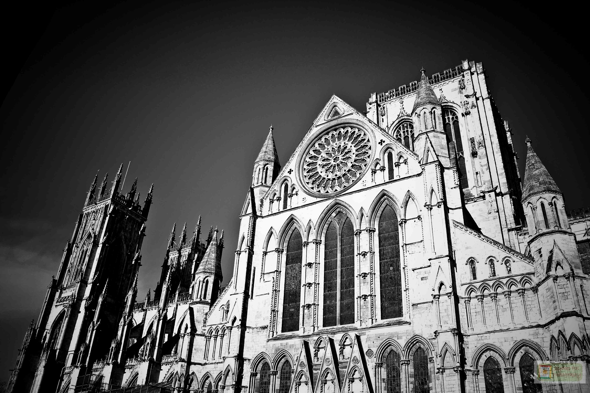 YorkMinster Cathedral by Joydeep Pal