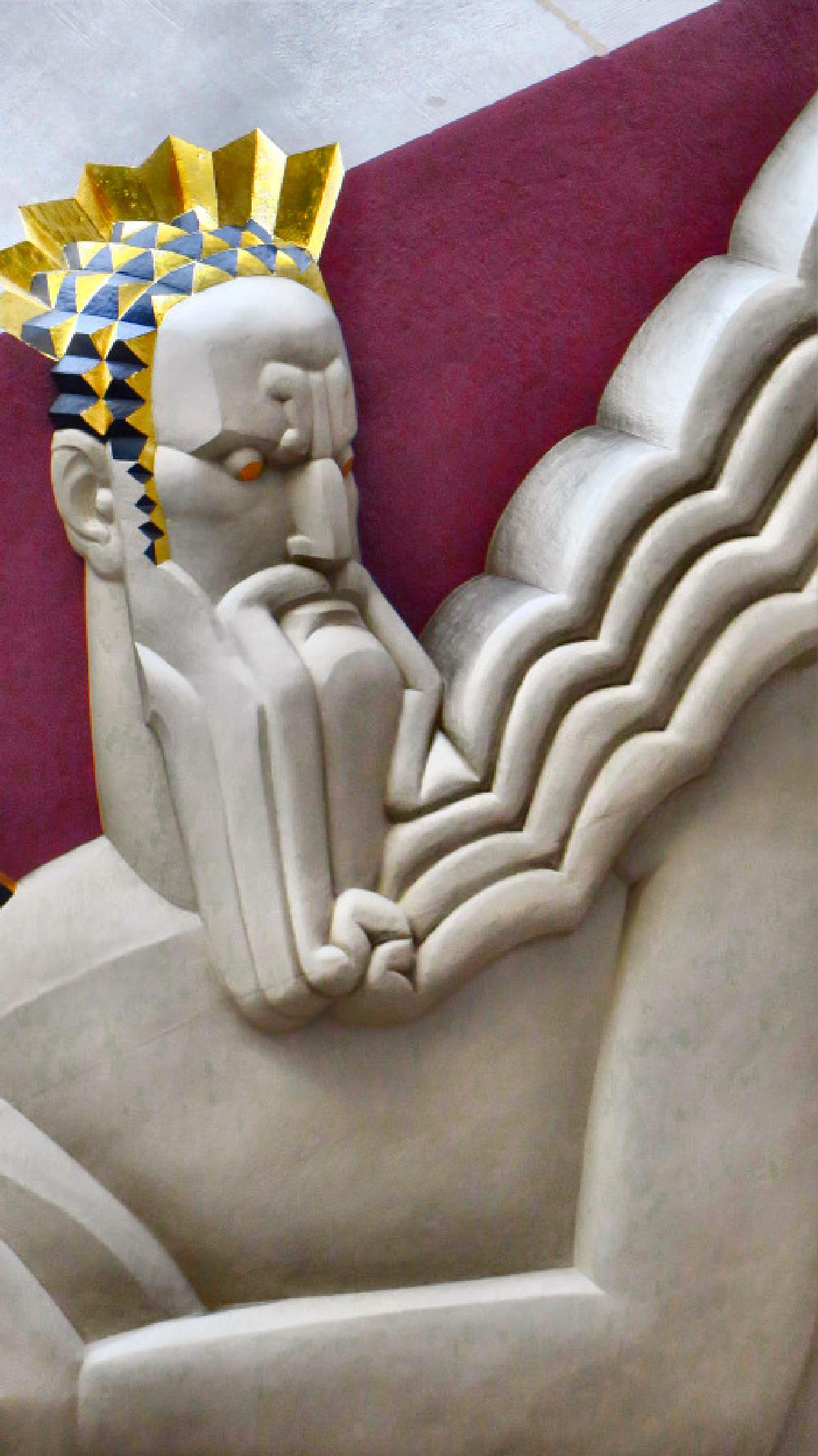 2014-07-18 1248 Rockefeller Center Zeus by jezevec40