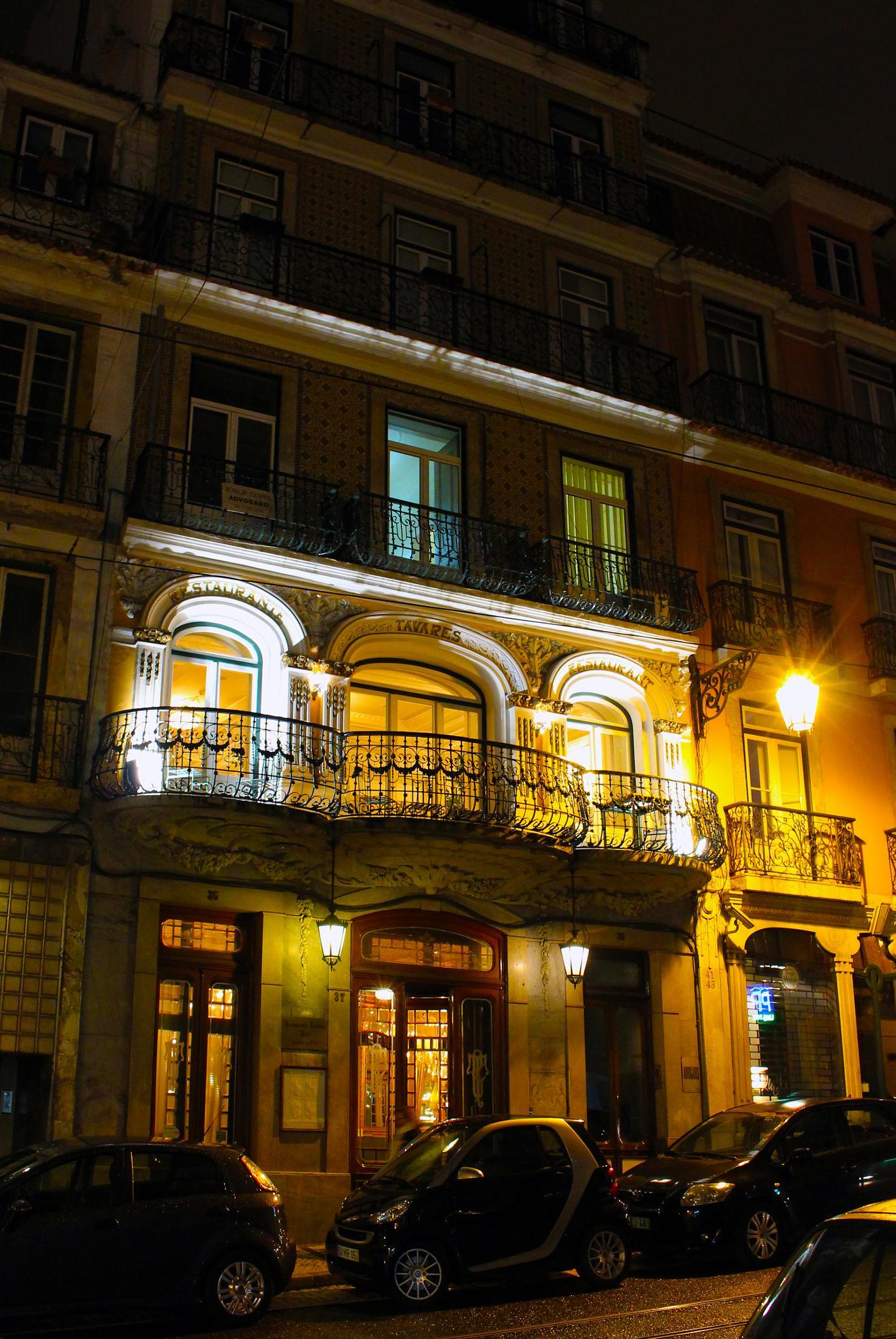 Tavares Restaurant, Chiado, Lisbon by carlosmsantos